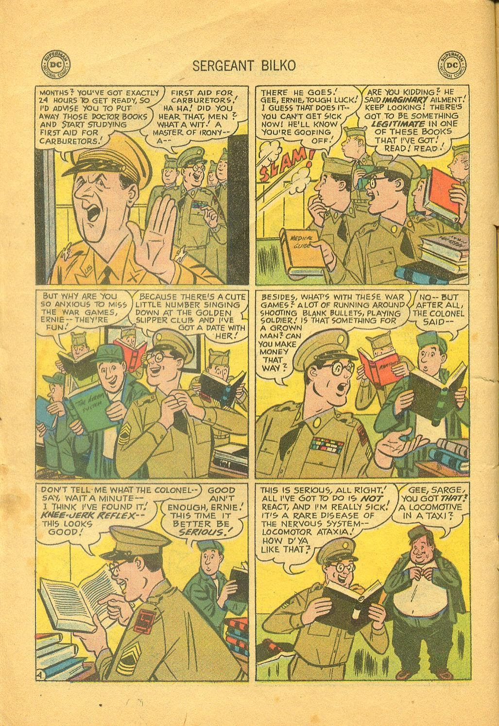 Sergeant Bilko issue 1 - Page 6