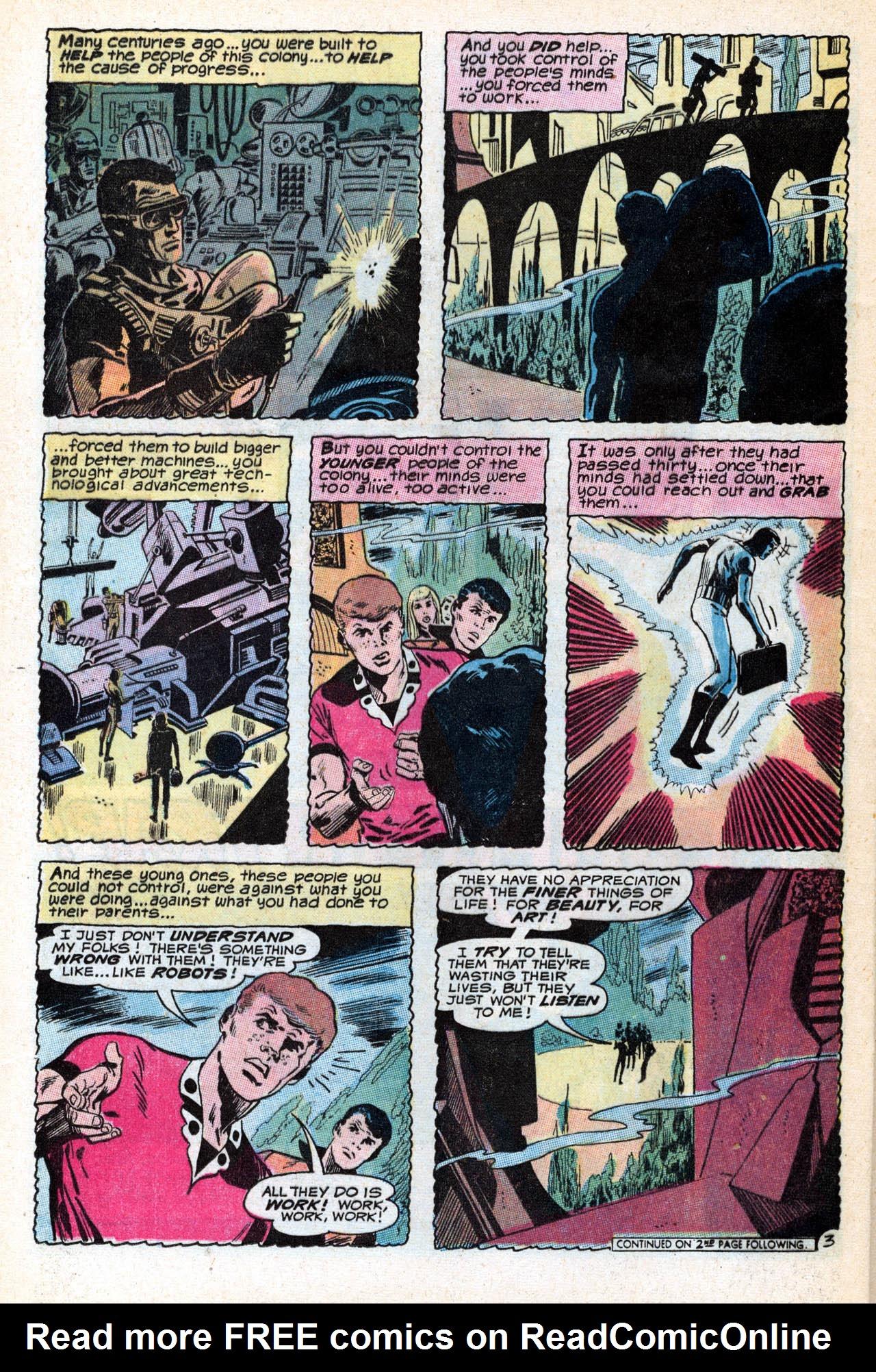 Read online Aquaman (1962) comic -  Issue #55 - 24