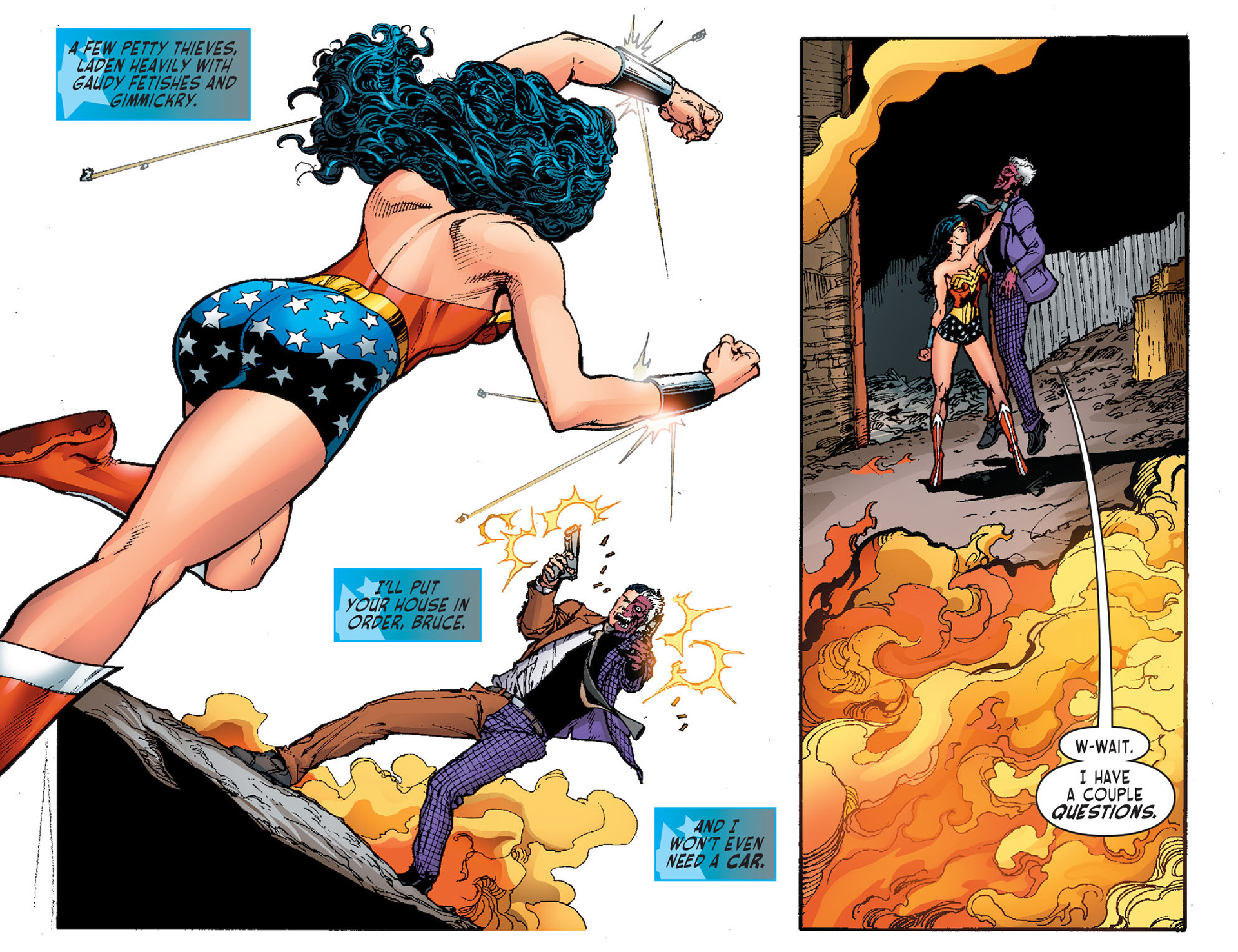 Read online Sensation Comics Featuring Wonder Woman comic -  Issue #1 - 15