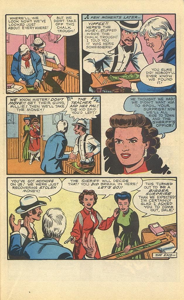 Read online Roy Rogers comic -  Issue #4 - 33