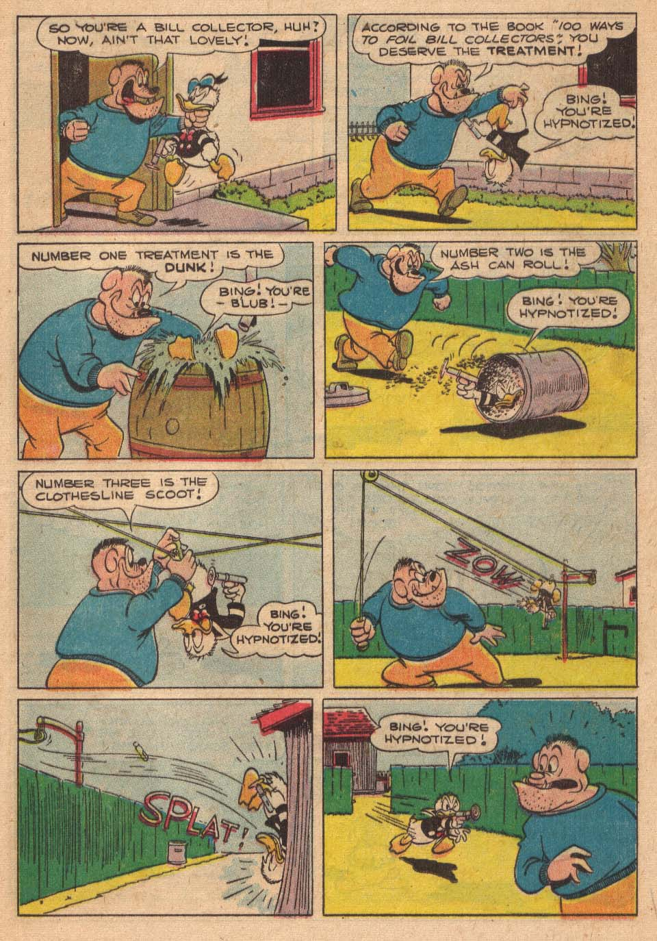 Walt Disney's Comics and Stories issue 145 - Page 9