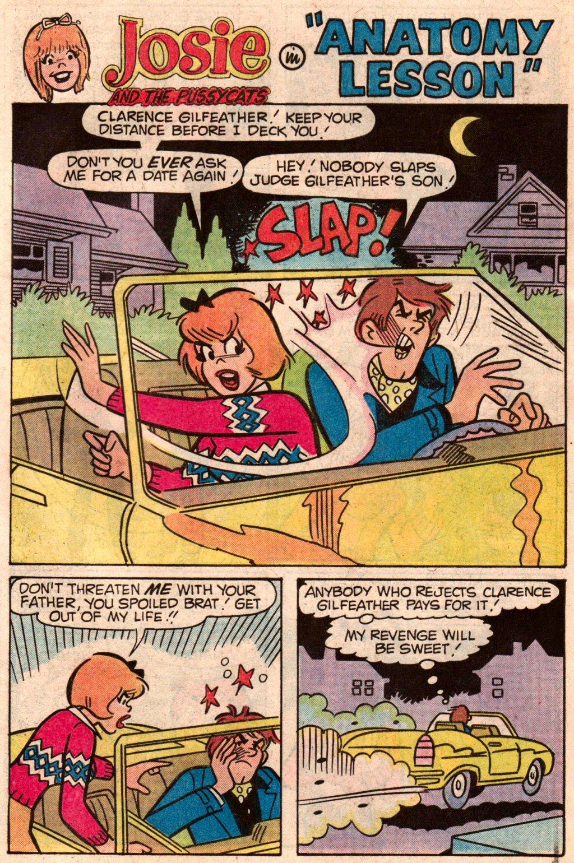 Read online She's Josie comic -  Issue #105 - 29