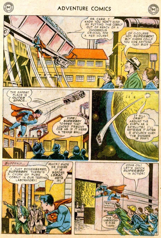Read online Adventure Comics (1938) comic -  Issue #250 - 11