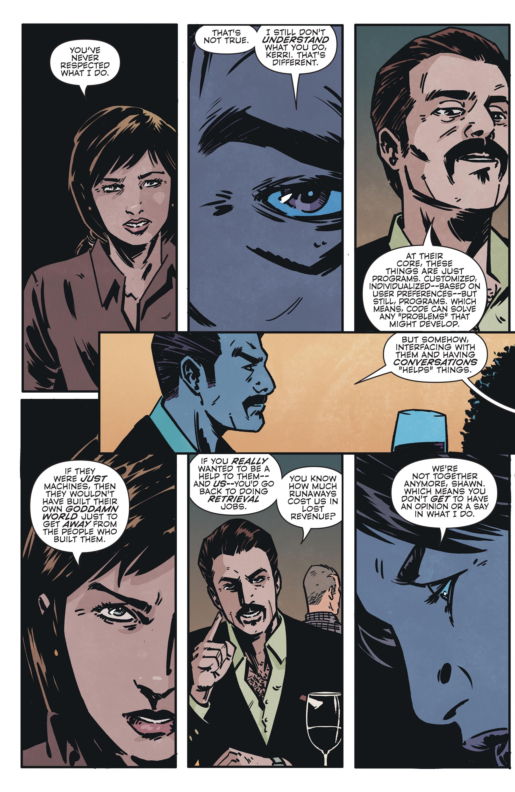 Read online Magnus comic -  Issue #1 - 14