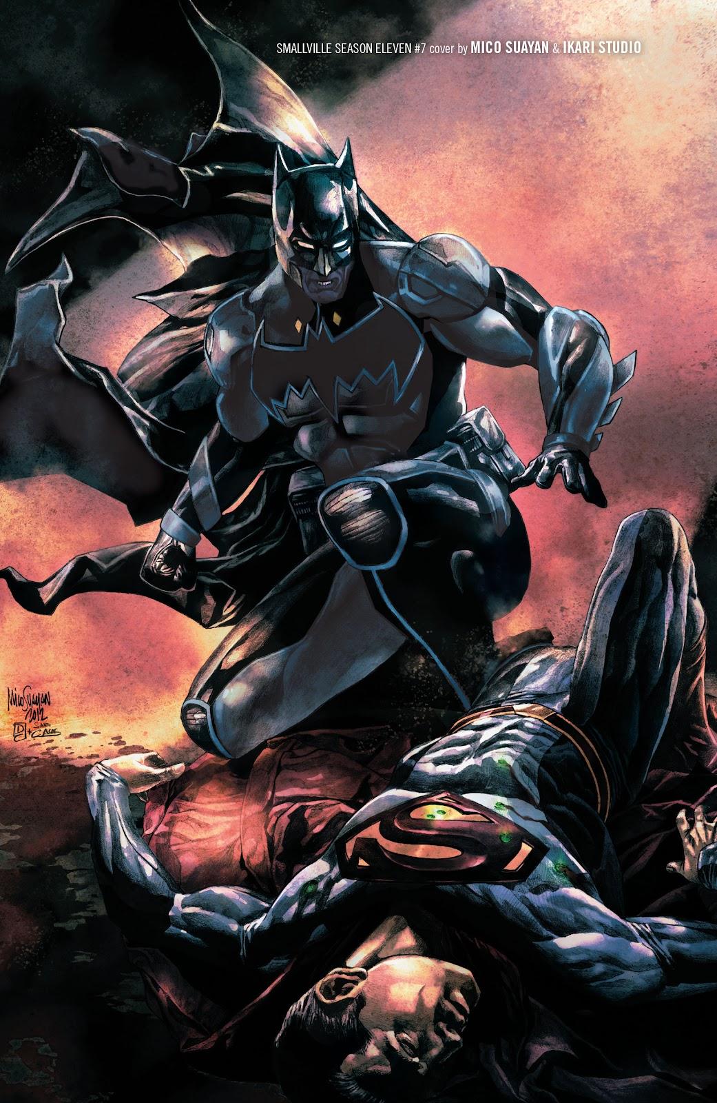 Read online Smallville Season 11 [II] comic -  Issue # TPB 2 - 69