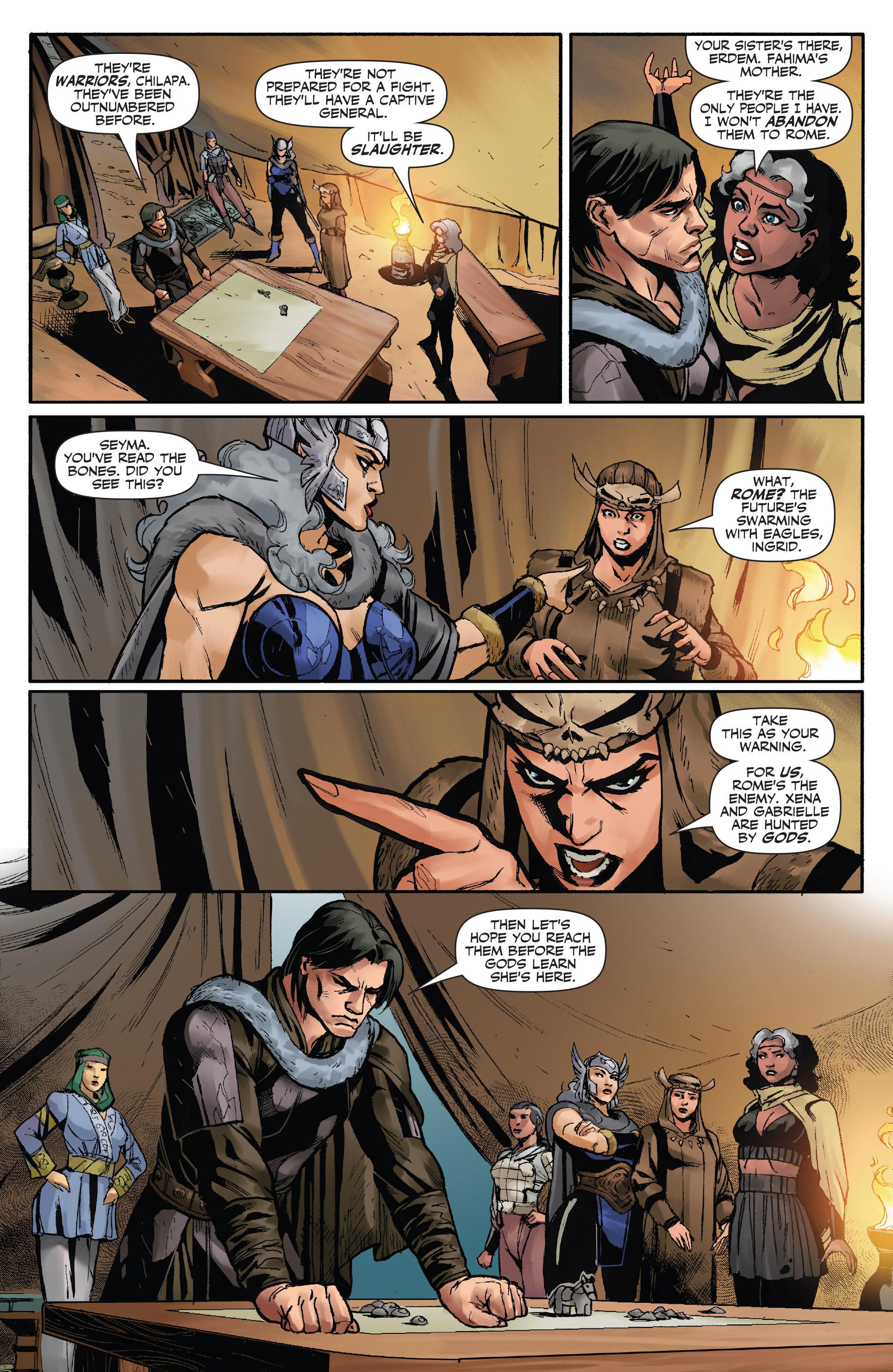 Read online Xena: Warrior Princess (2016) comic -  Issue #3 - 8