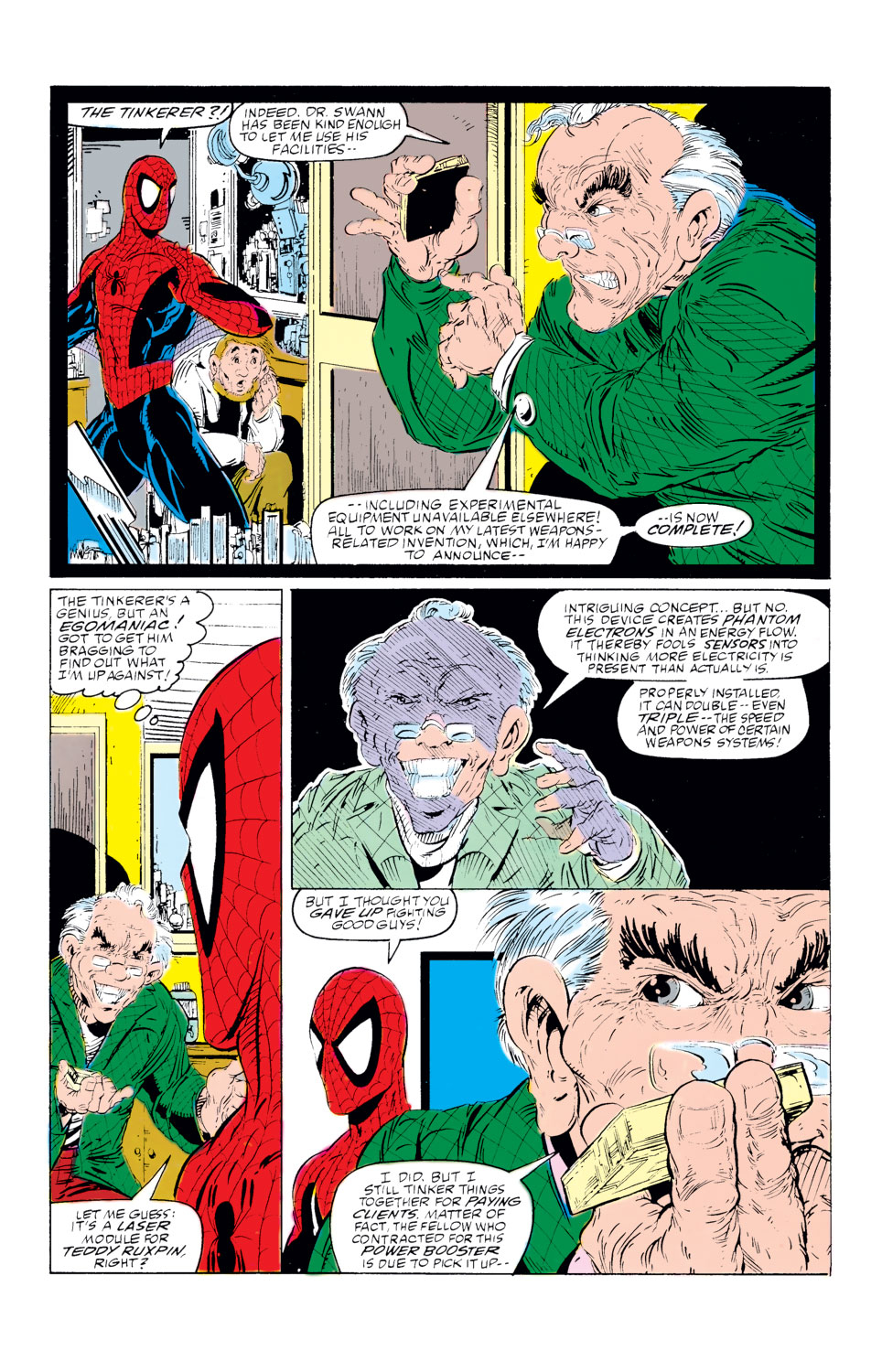 The Amazing Spider-Man (1963) 310 Page 15
