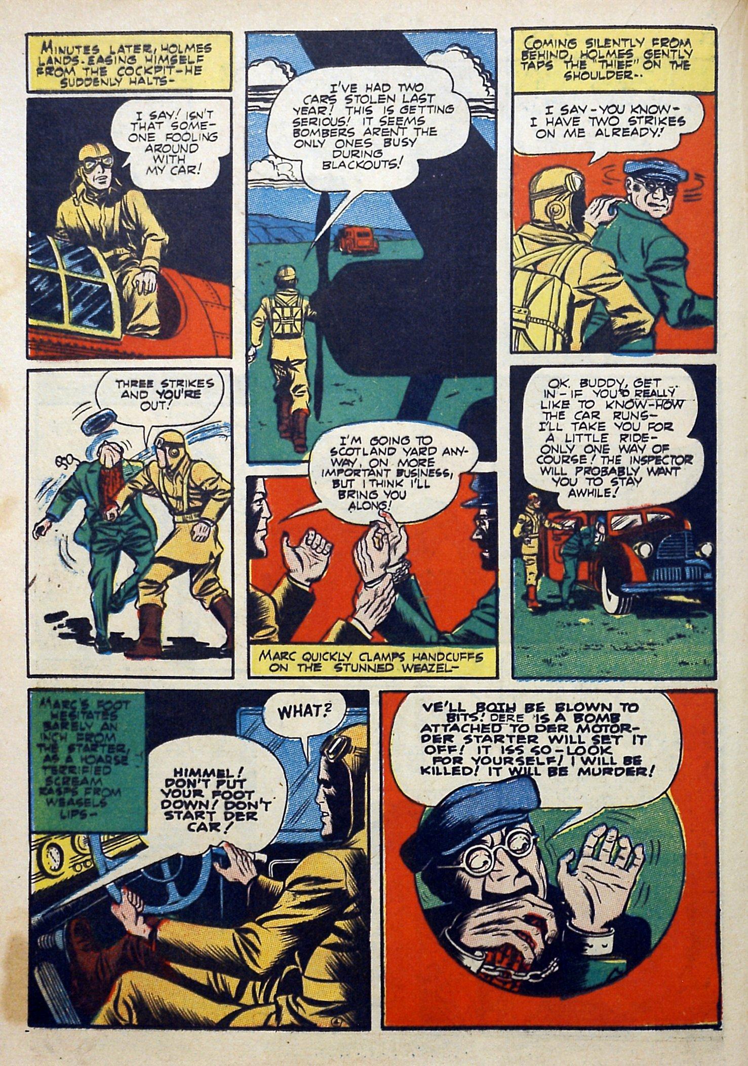 Daredevil (1941) issue 3 - Page 36