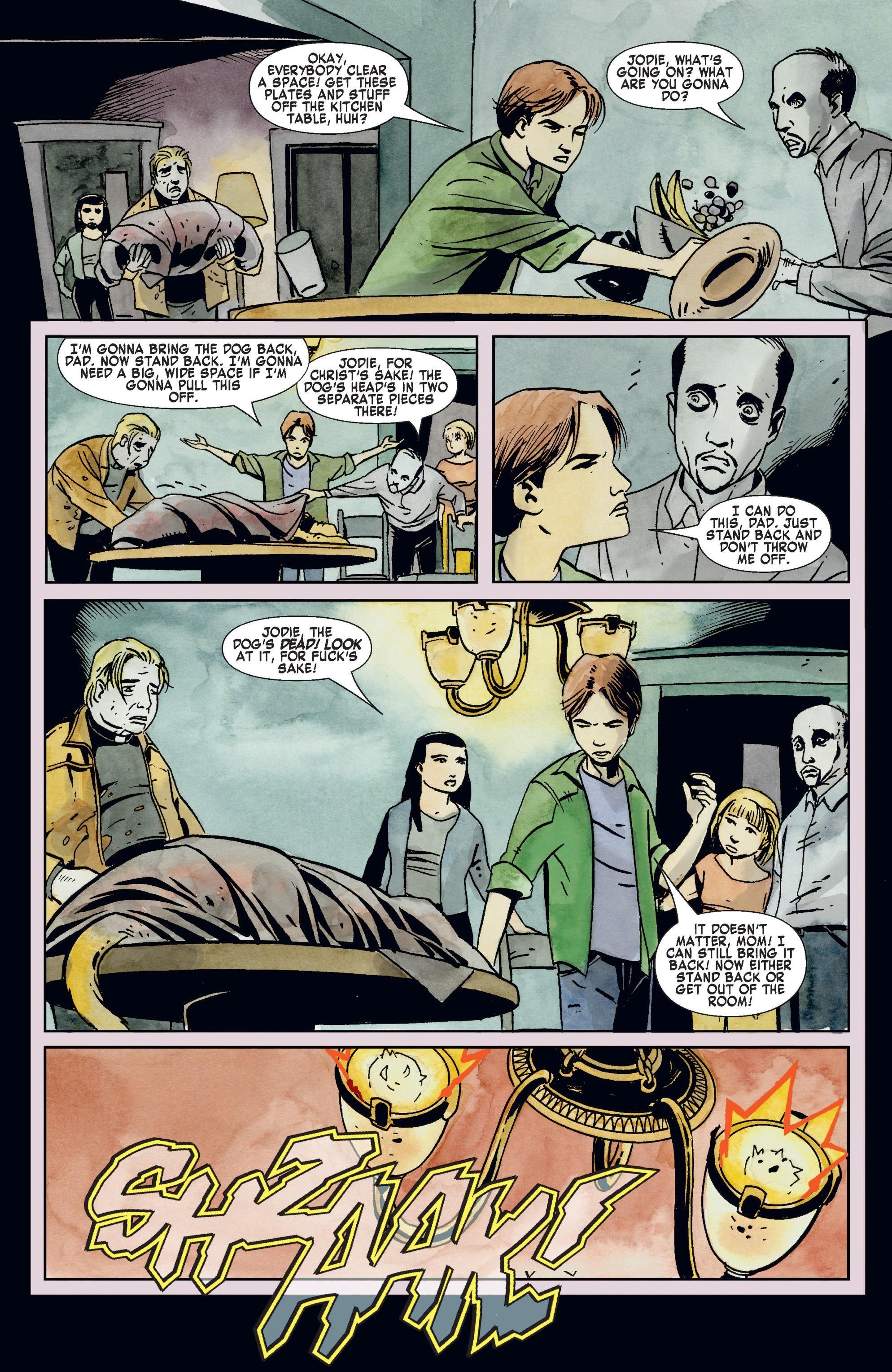 Read online American Jesus comic -  Issue # TPB - 70