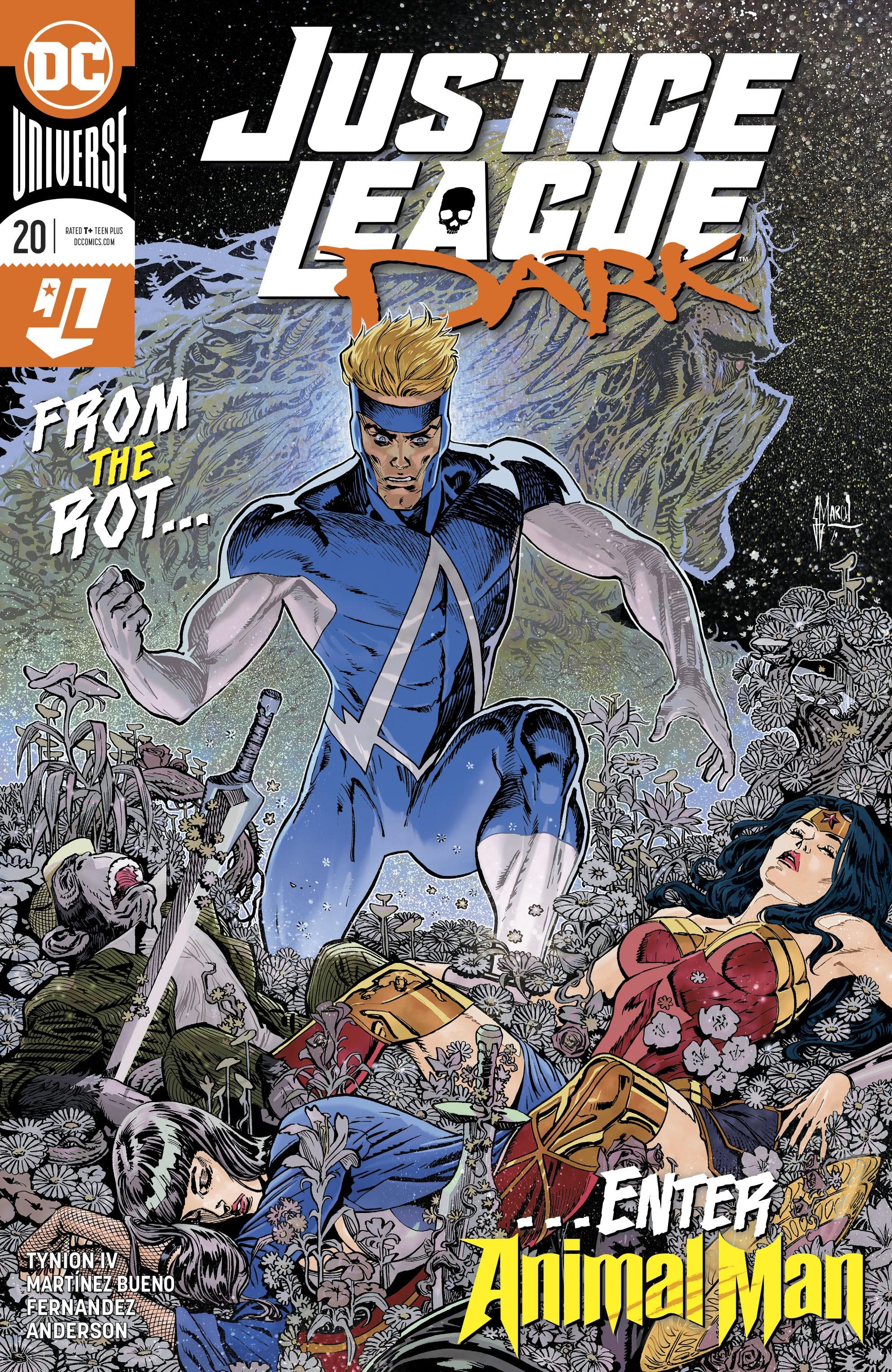 Justice League Dark (2018) 20 Page 1