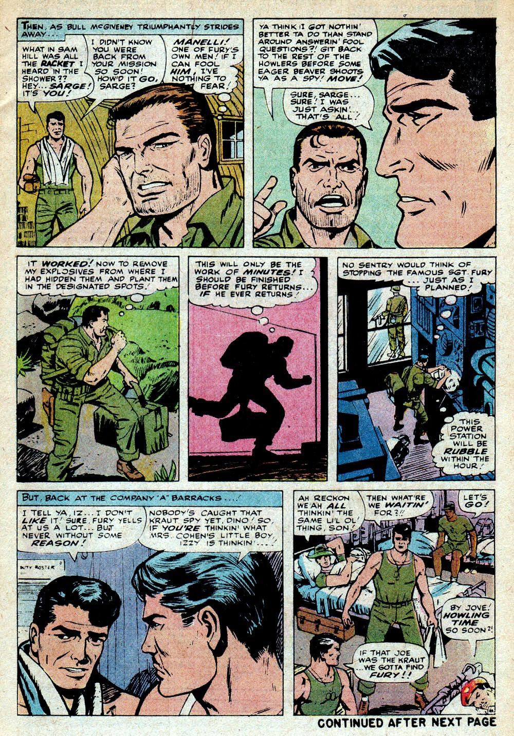 Read online Sgt. Fury comic -  Issue #85 - 9