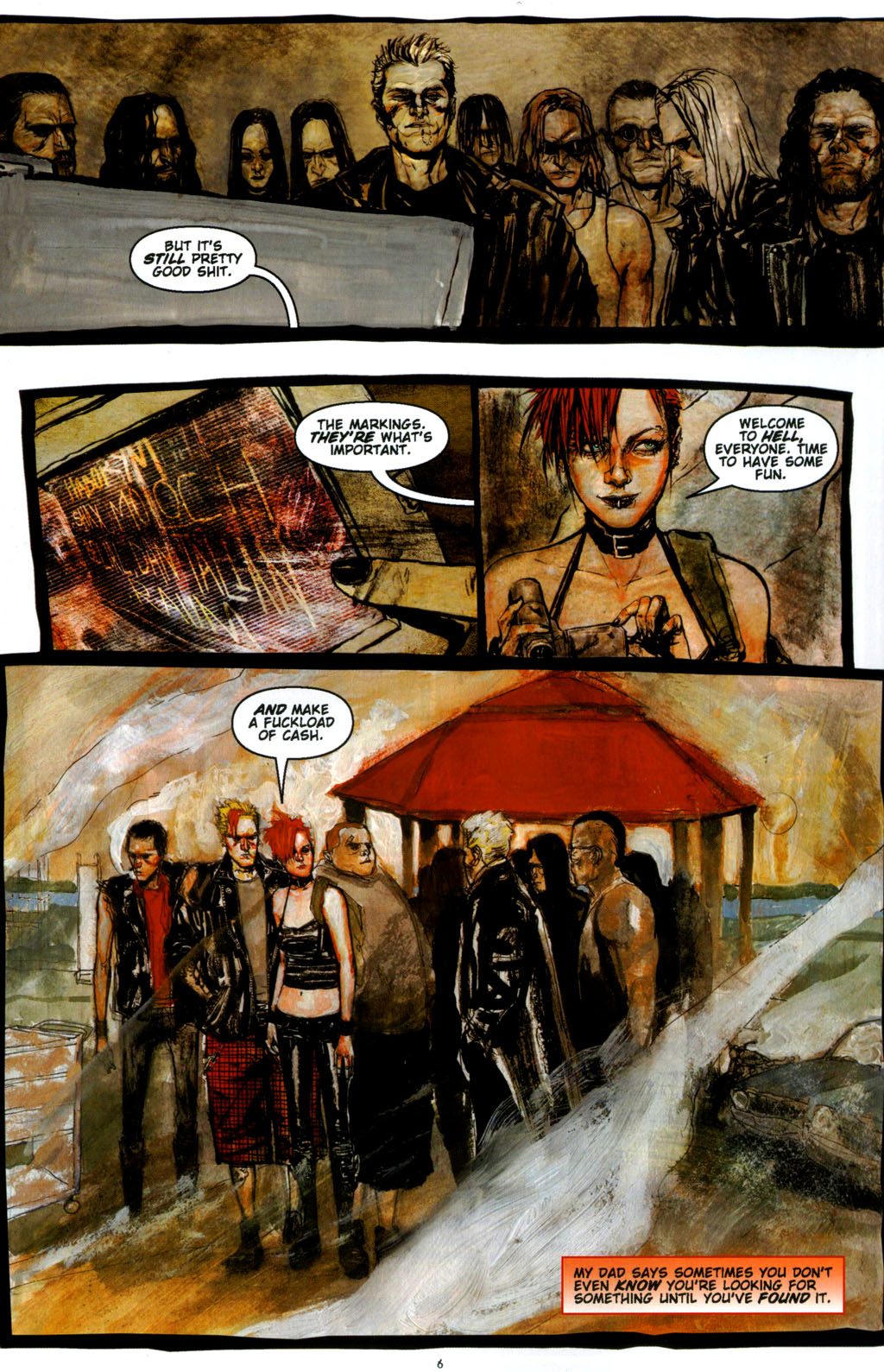 Read online Silent Hill: Dying Inside comic -  Issue #3 - 7