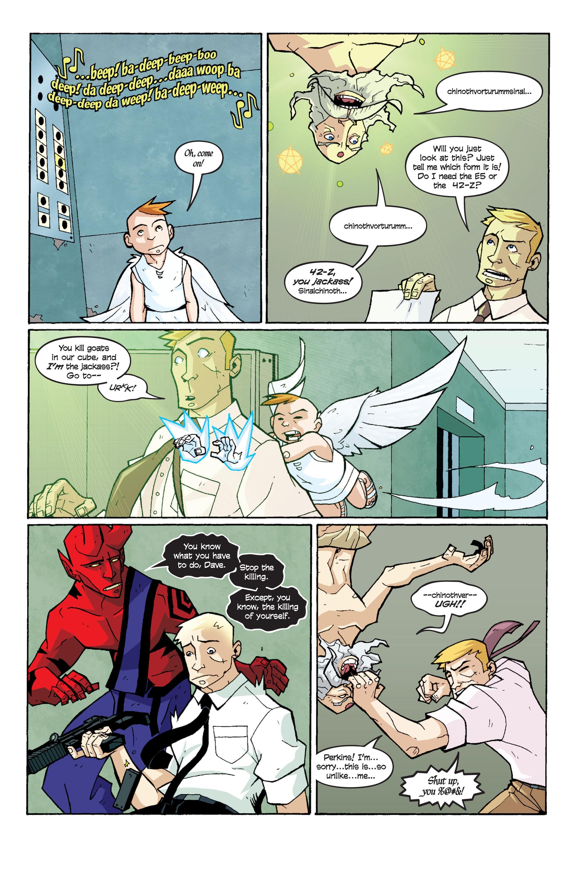 Read online Killer Of Demons comic -  Issue #3 - 19