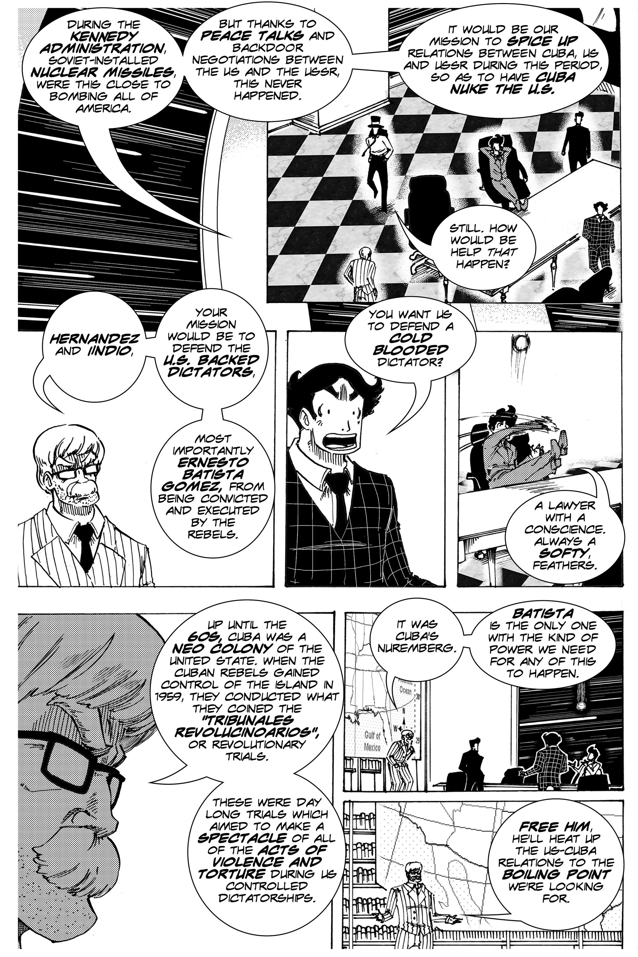 Read online Silvertongue 30xx Vol. 3 comic -  Issue # Full - 16