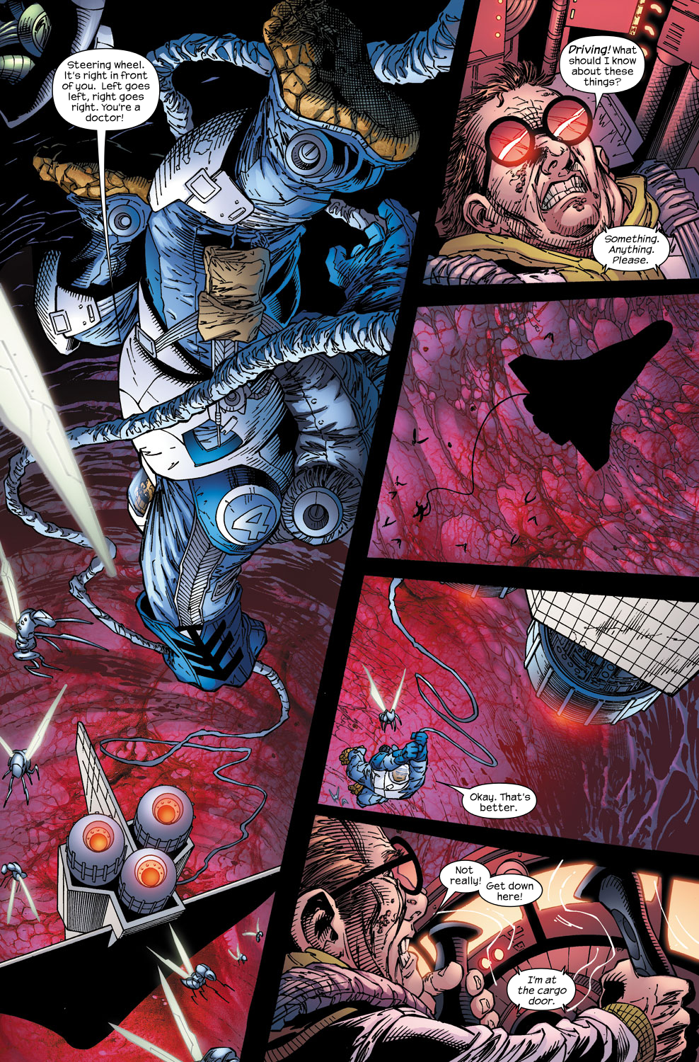 Read online Ultimate Fantastic Four (2004) comic -  Issue #59 - 16