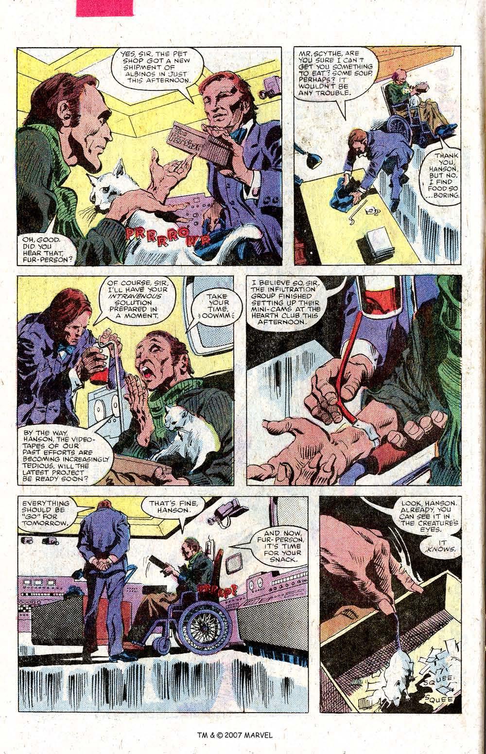 Read online Captain America (1968) comic -  Issue # _Annual 5 - 16