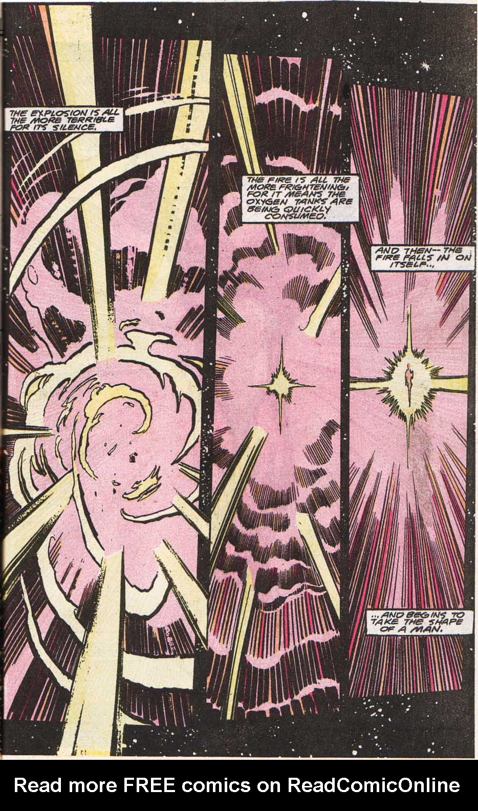 Firestorm, the Nuclear Man Issue #100 #36 - English 32