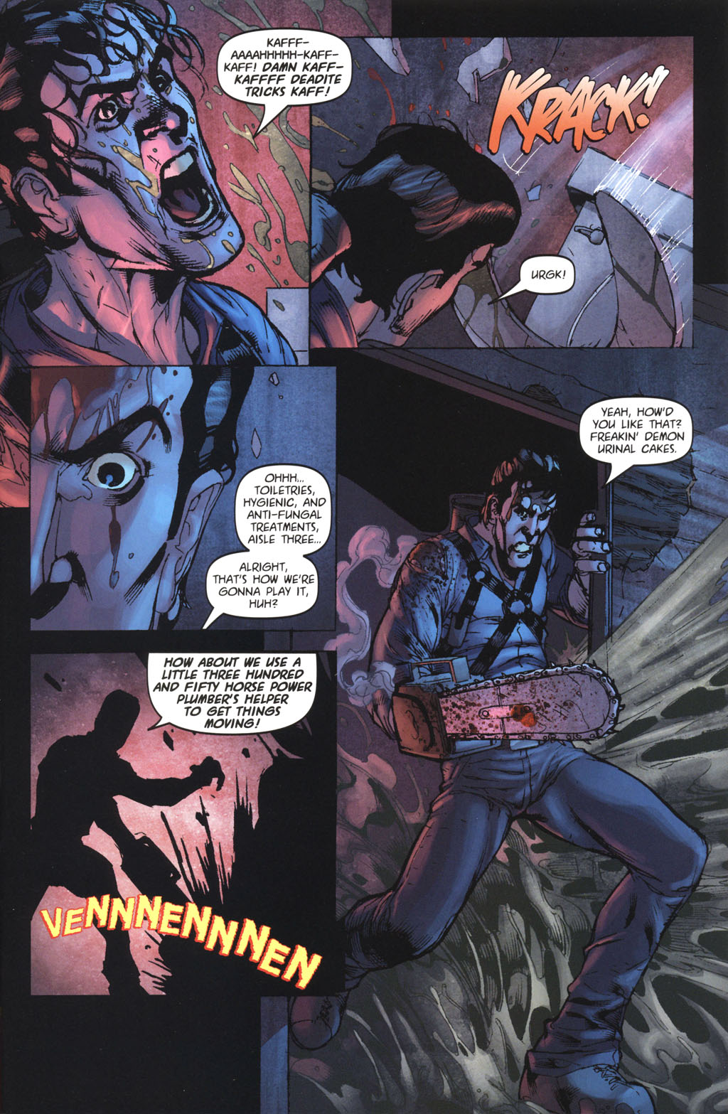 Army of Darkness (2006) Issue #6 #2 - English 25