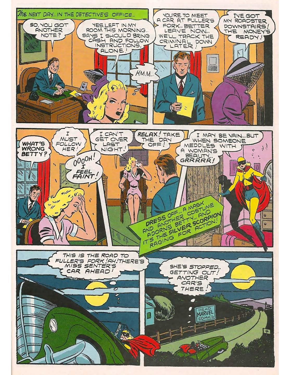 Read online Comedy Comics (1942) comic -  Issue #9 - 4