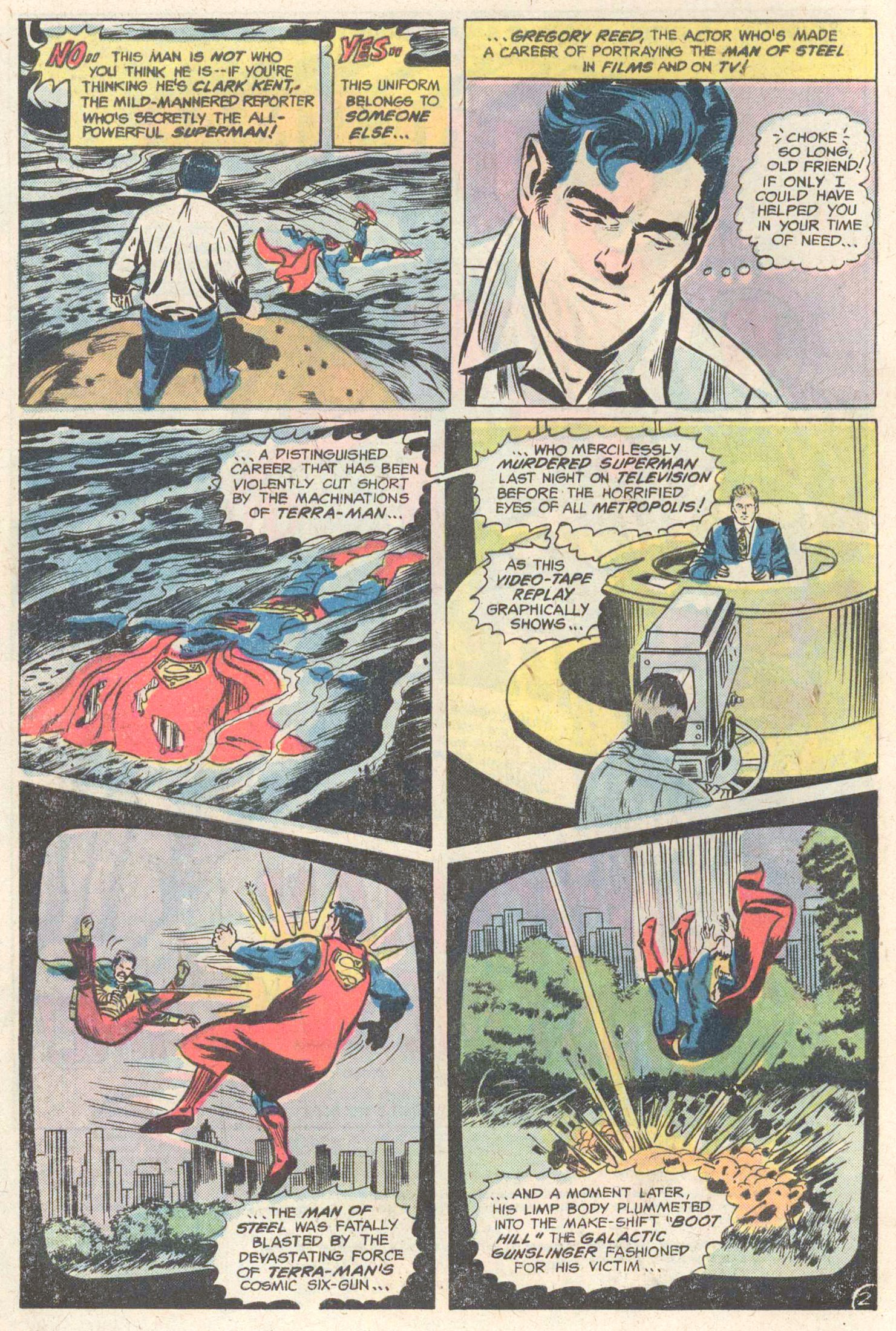 Read online Action Comics (1938) comic -  Issue #470 - 4
