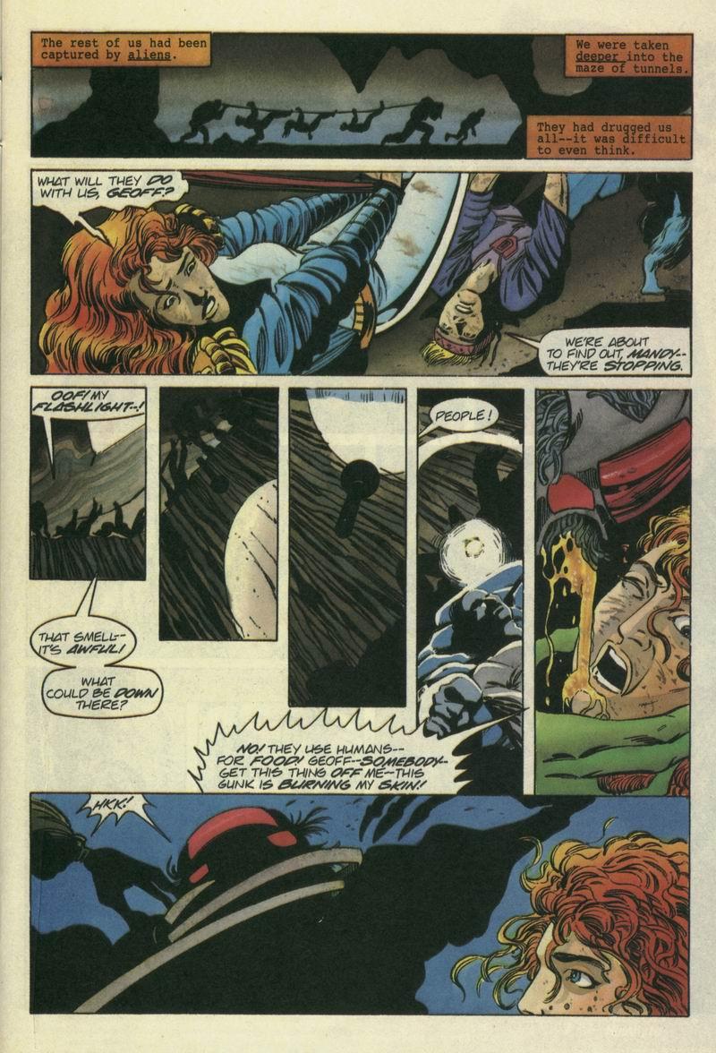 Read online Secret Weapons comic -  Issue #7 - 7