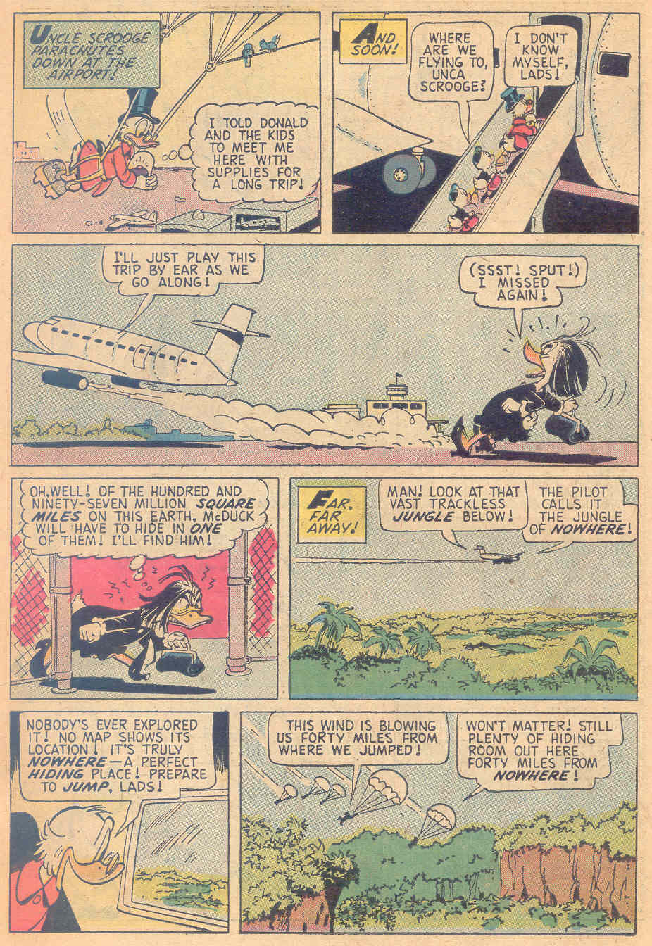 Read online Uncle Scrooge (1953) comic -  Issue #138 - 15