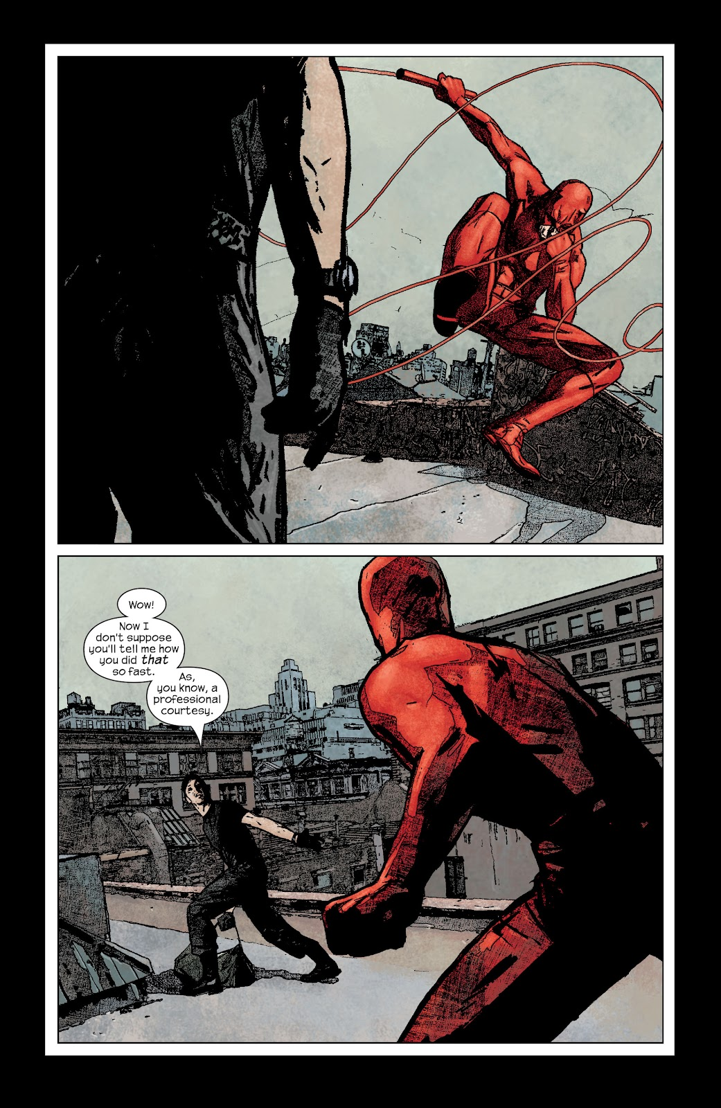 Read online Daredevil (1998) comic -  Issue # _Ultimate_Collection TPB 2 (Part 4) - 86