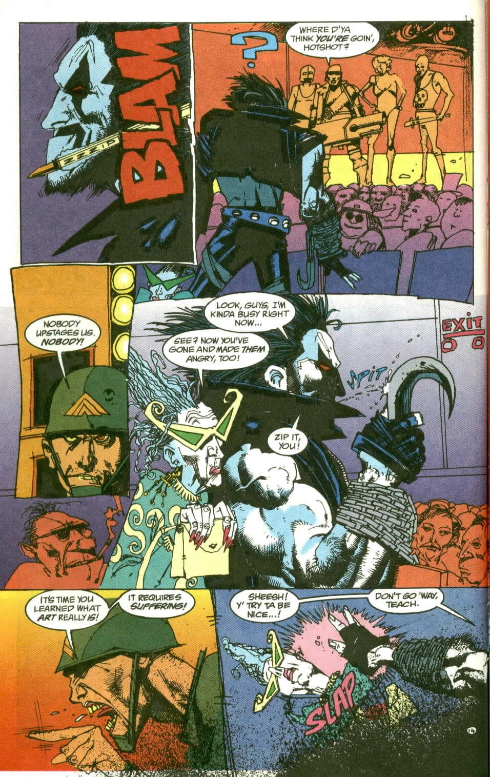 Read online Lobo (1990) comic -  Issue #2 - 15