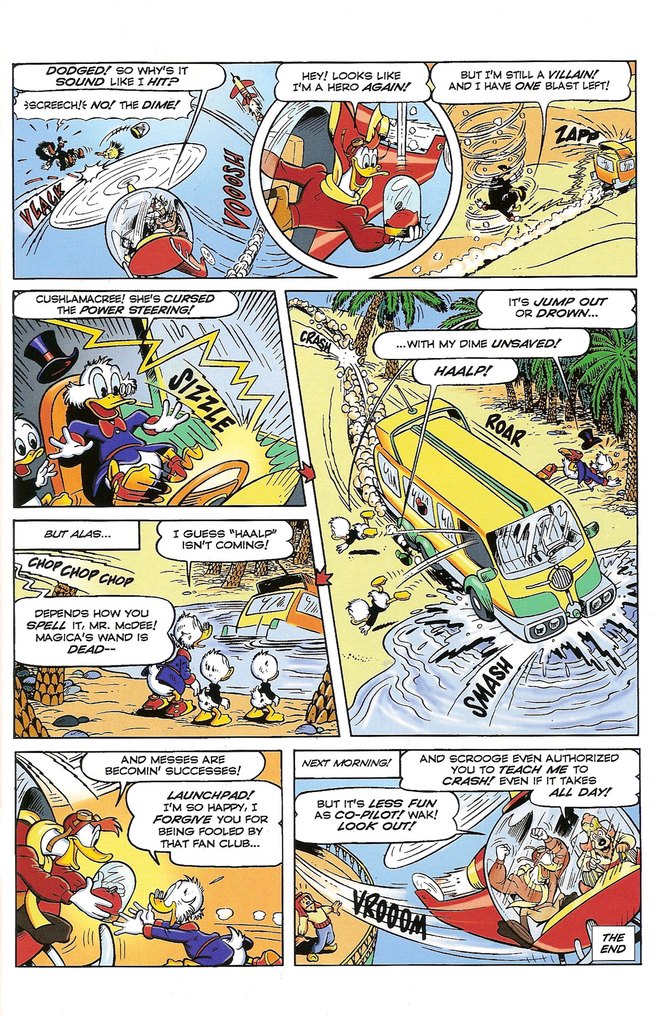 Read online Uncle Scrooge (1953) comic -  Issue #396 - 25