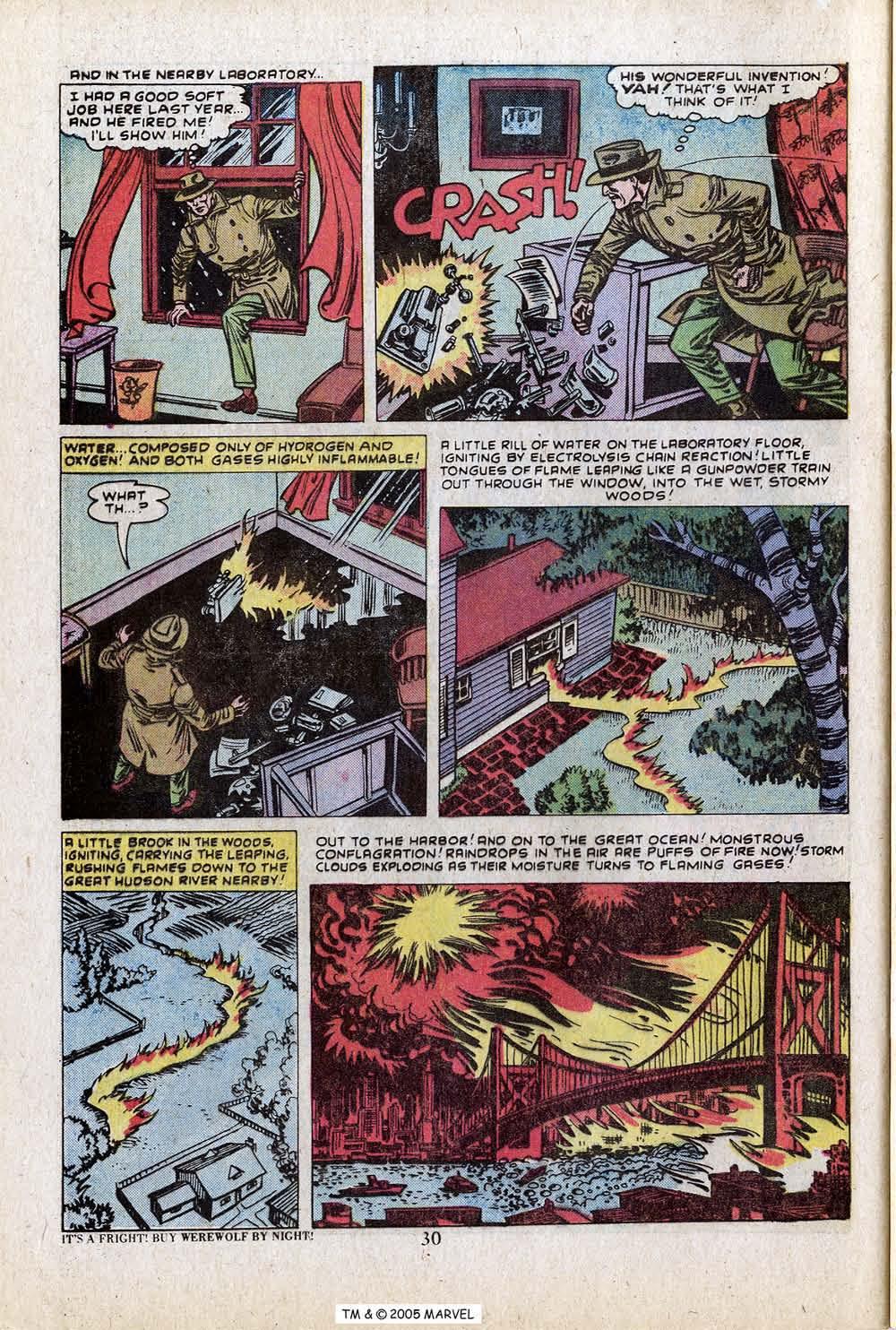 Uncanny X-Men (1963) issue 88 - Page 32