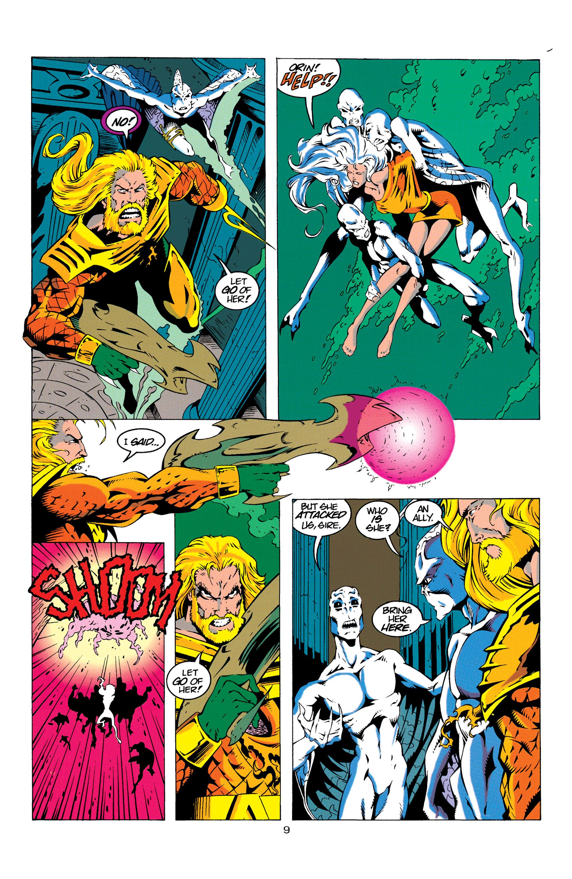 Read online Aquaman (1994) comic -  Issue #18 - 9
