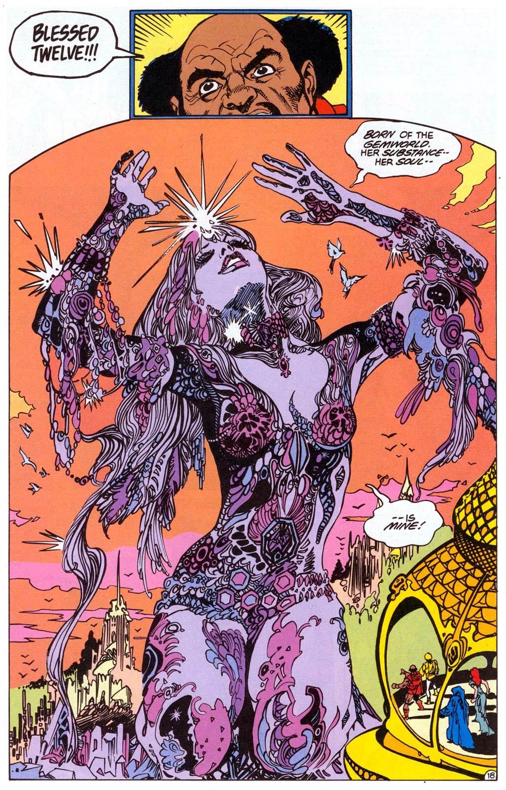 Read online Amethyst (1987) comic -  Issue #4 - 20