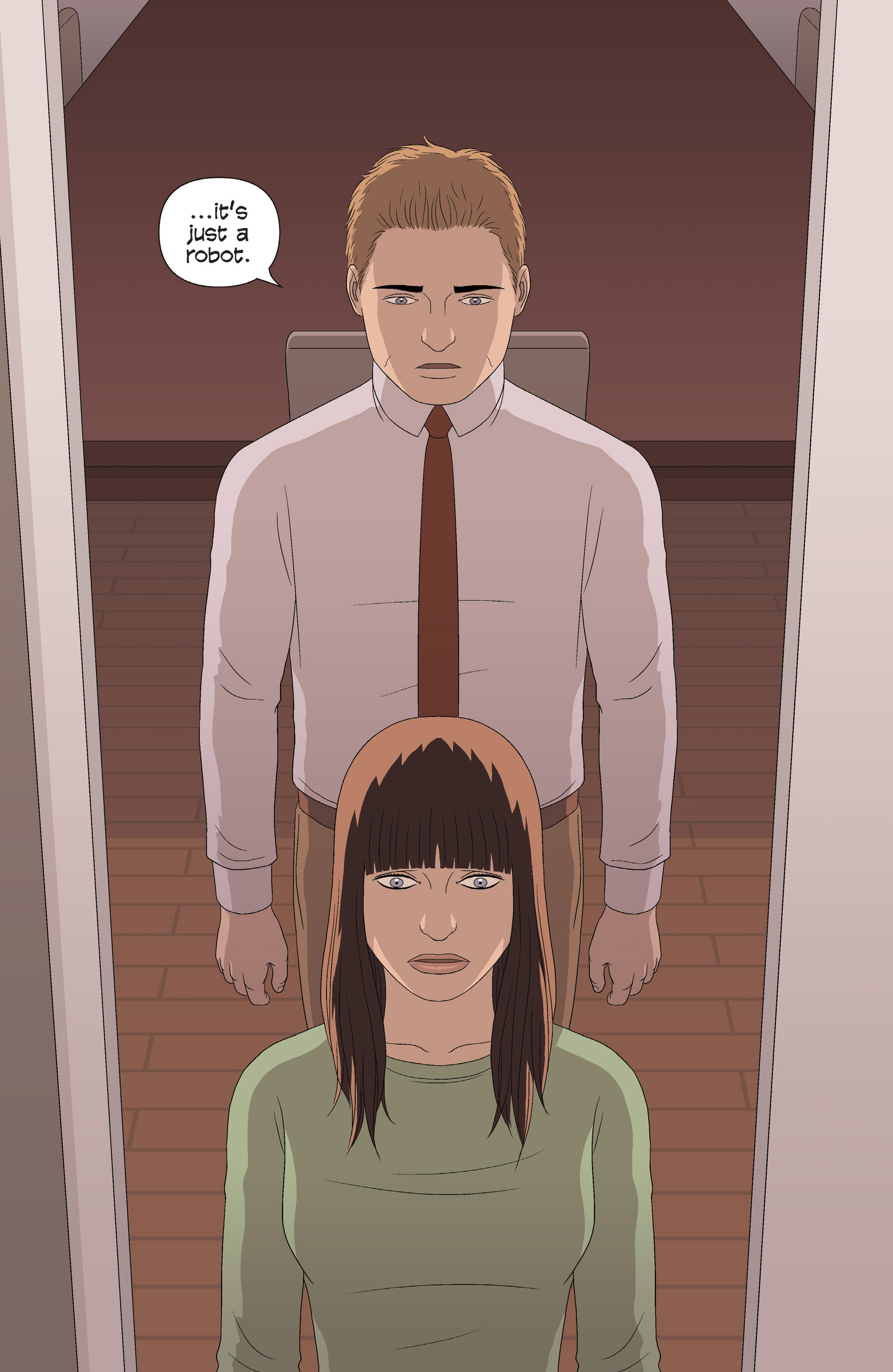 Read online Alex   Ada comic -  Issue # _TPB 3 - 29
