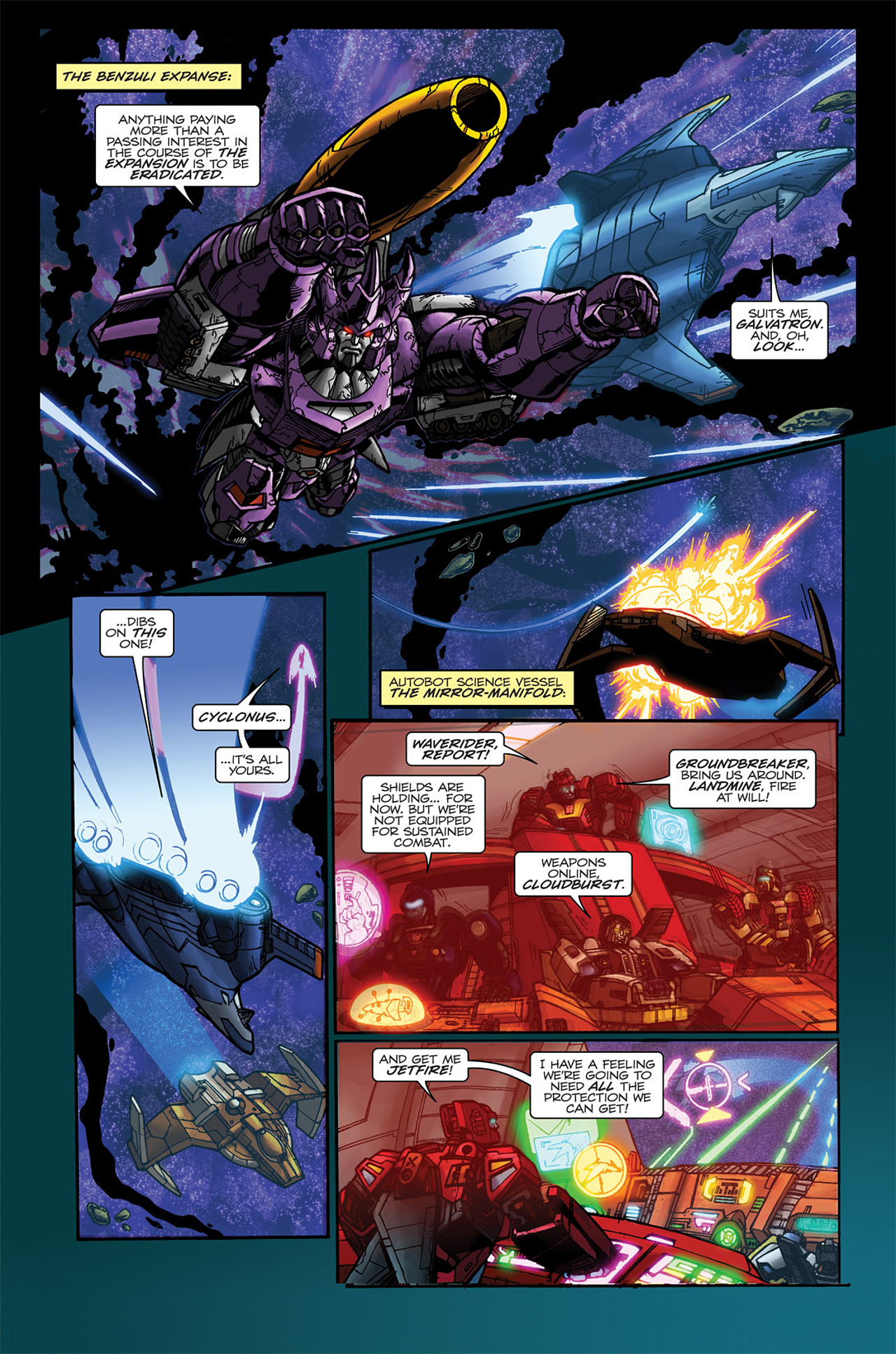 Read online Transformers Spotlight: Doubledealer comic -  Issue # Full - 9