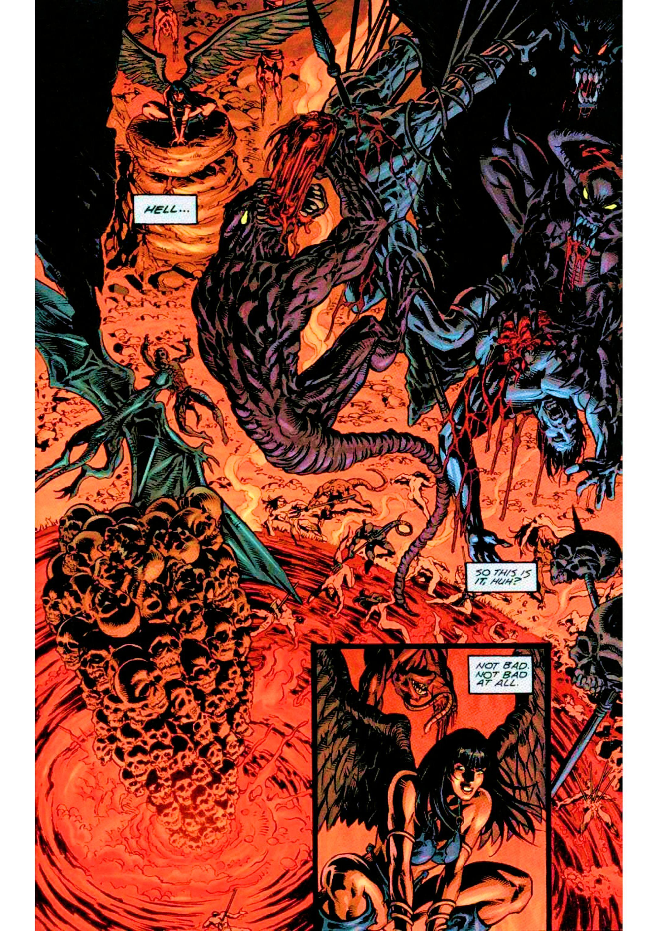 Read online Xena: Warrior Princess (1999) comic -  Issue #3 - 4