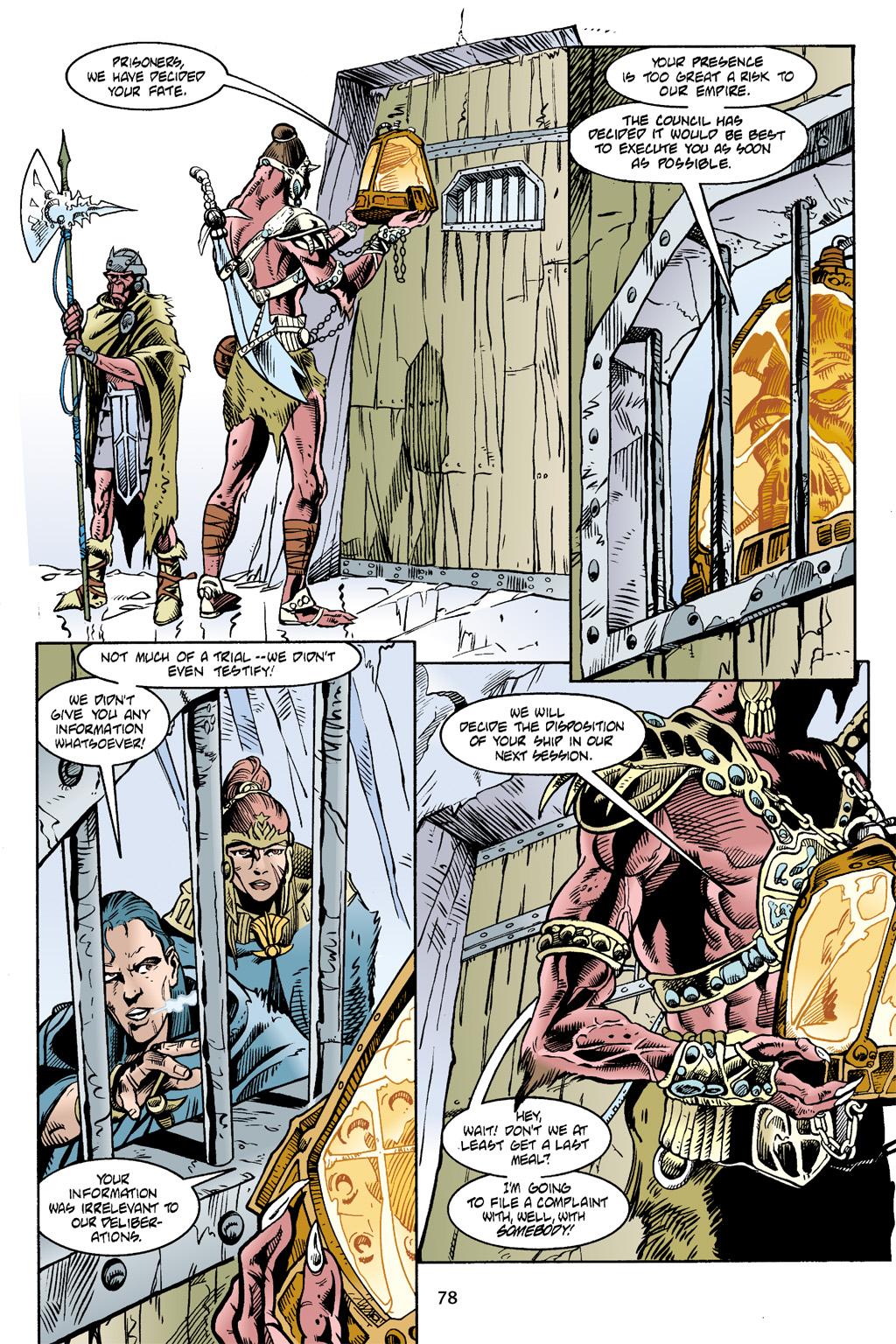 Read online Star Wars Omnibus comic -  Issue # Vol. 4 - 75