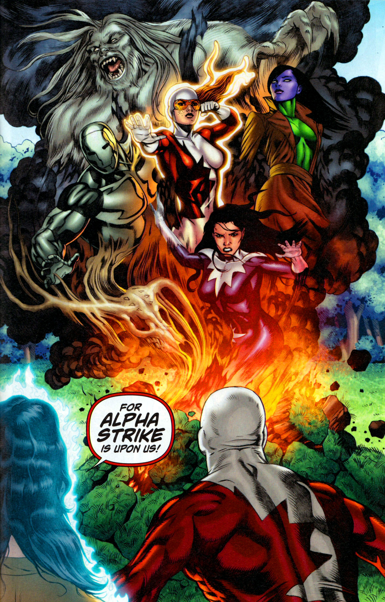 Read online Alpha Flight (2011) comic -  Issue #7 - 16
