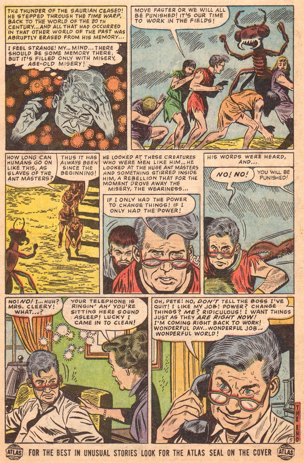 Journey Into Unknown Worlds (1950) issue 38 - Page 23