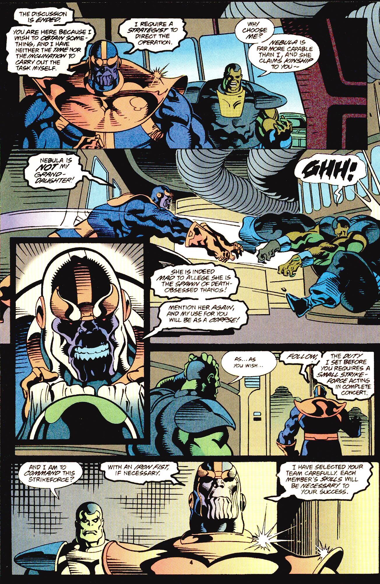 Read online Secret Defenders comic -  Issue #12 - 4
