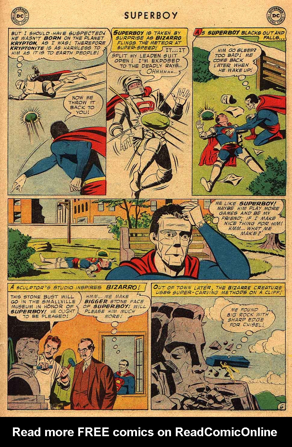 Superboy (1949) issue 68 - Page 17