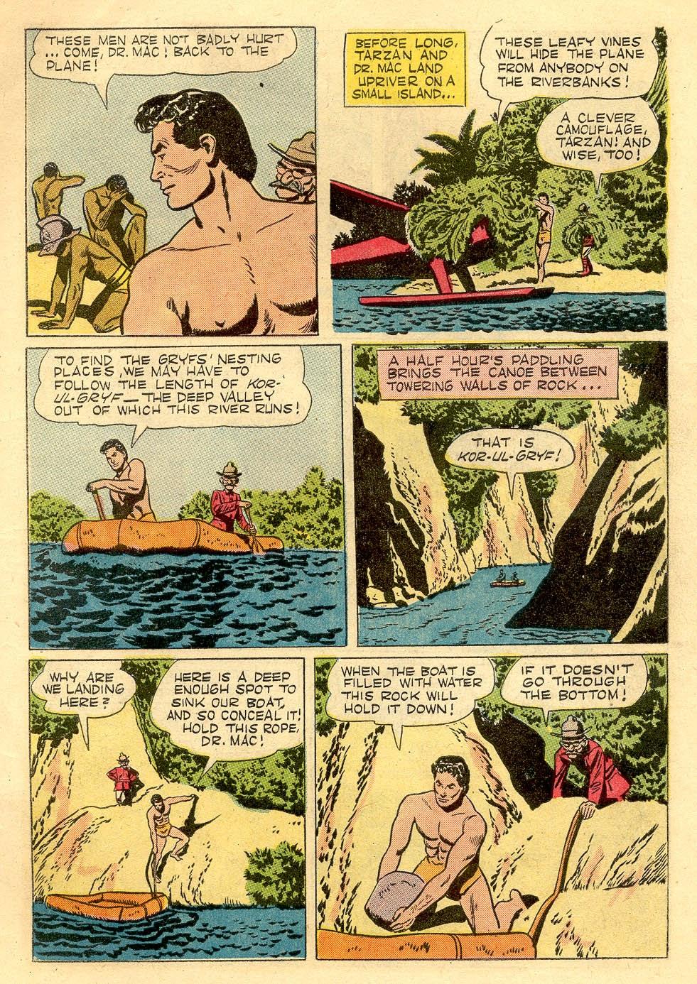 Tarzan (1948) issue 62 - Page 8