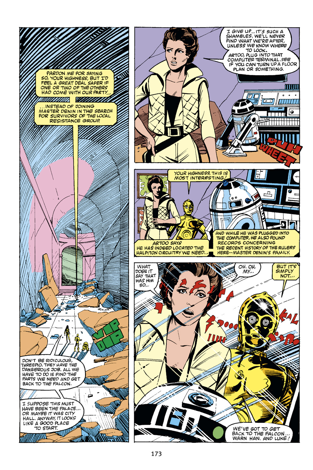 Read online Star Wars Omnibus comic -  Issue # Vol. 21 - 166