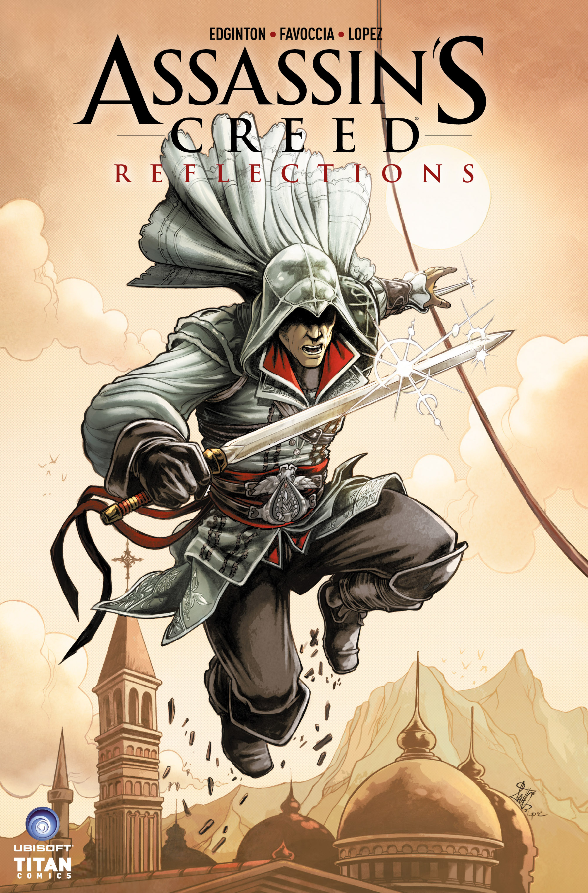 Read online Assassin's Creed: Reflections comic -  Issue #1 - 30
