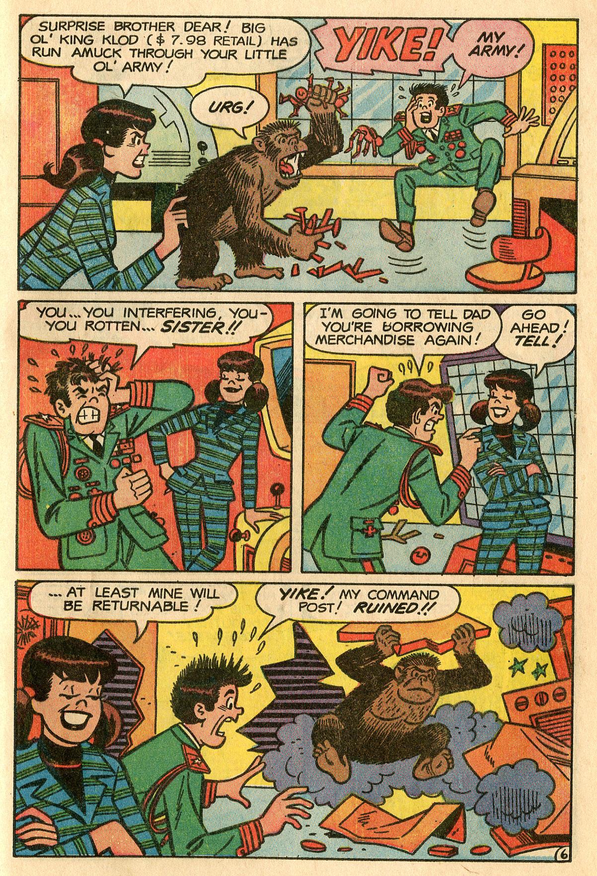 Read online She's Josie comic -  Issue #29 - 29