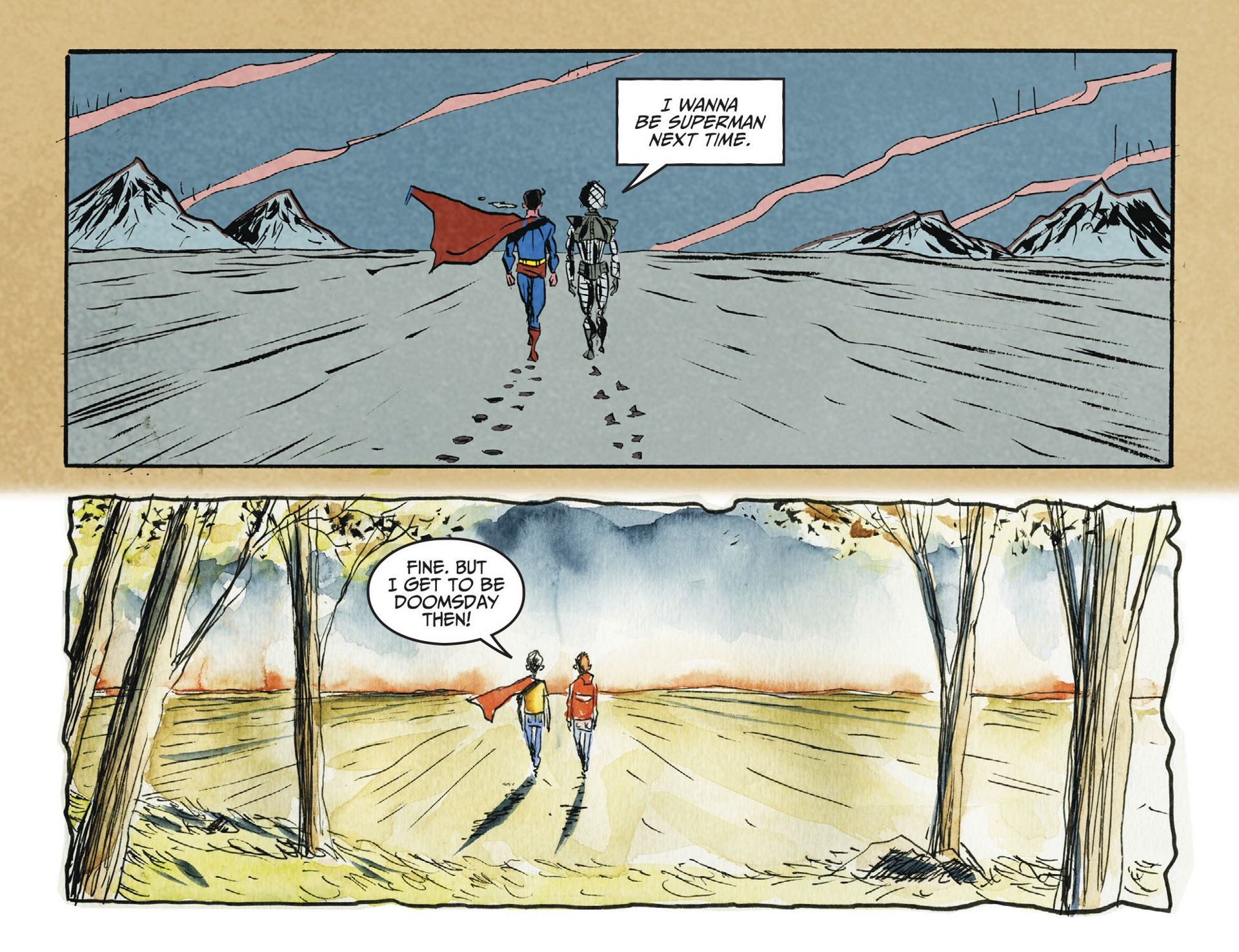 Read online Adventures of Superman [I] comic -  Issue #2 - 19