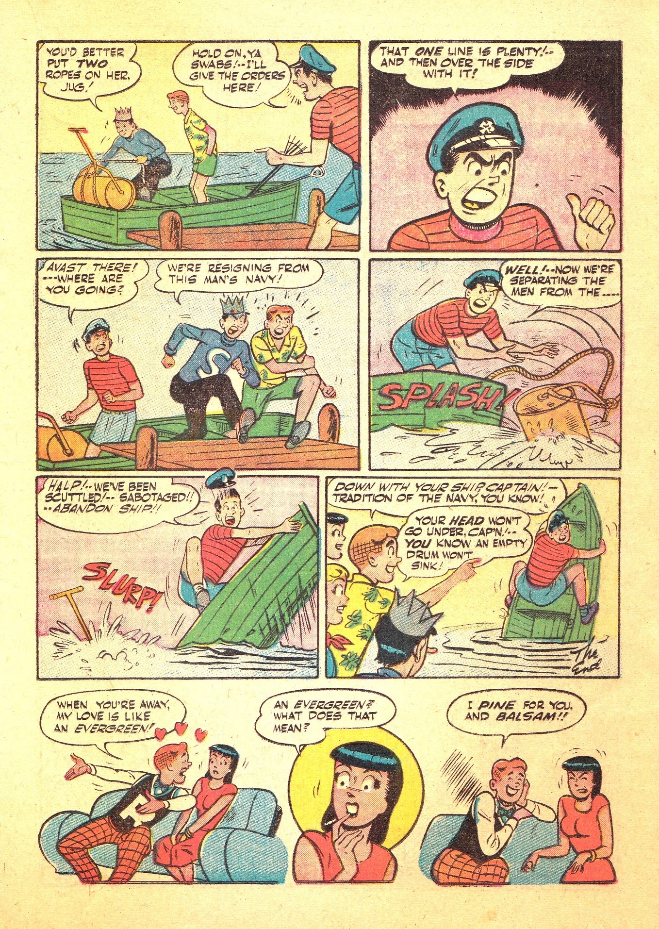Archie Comics issue 077 - Page 17