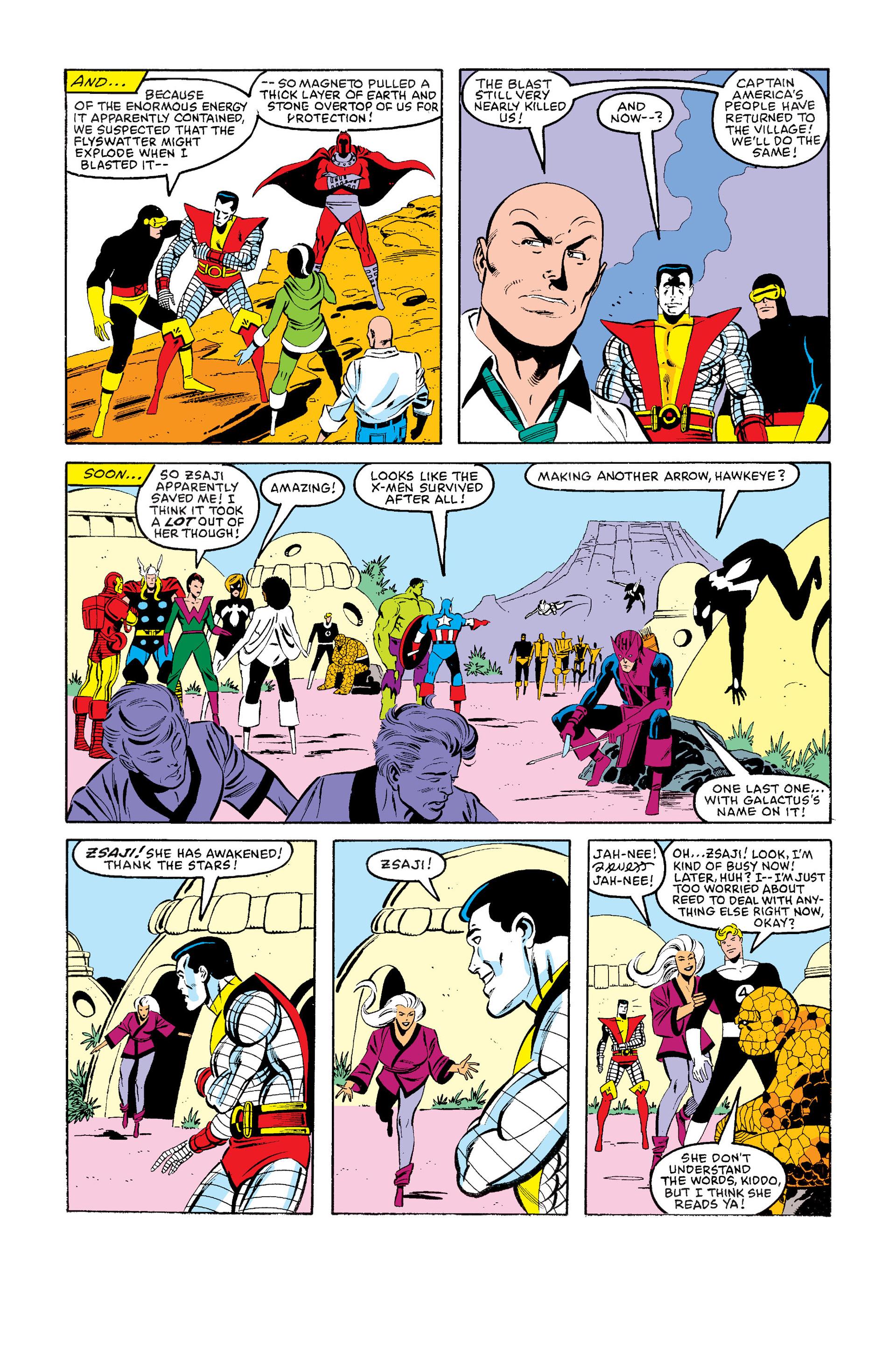 Read online Secret Wars (1985) comic -  Issue #9 - 17