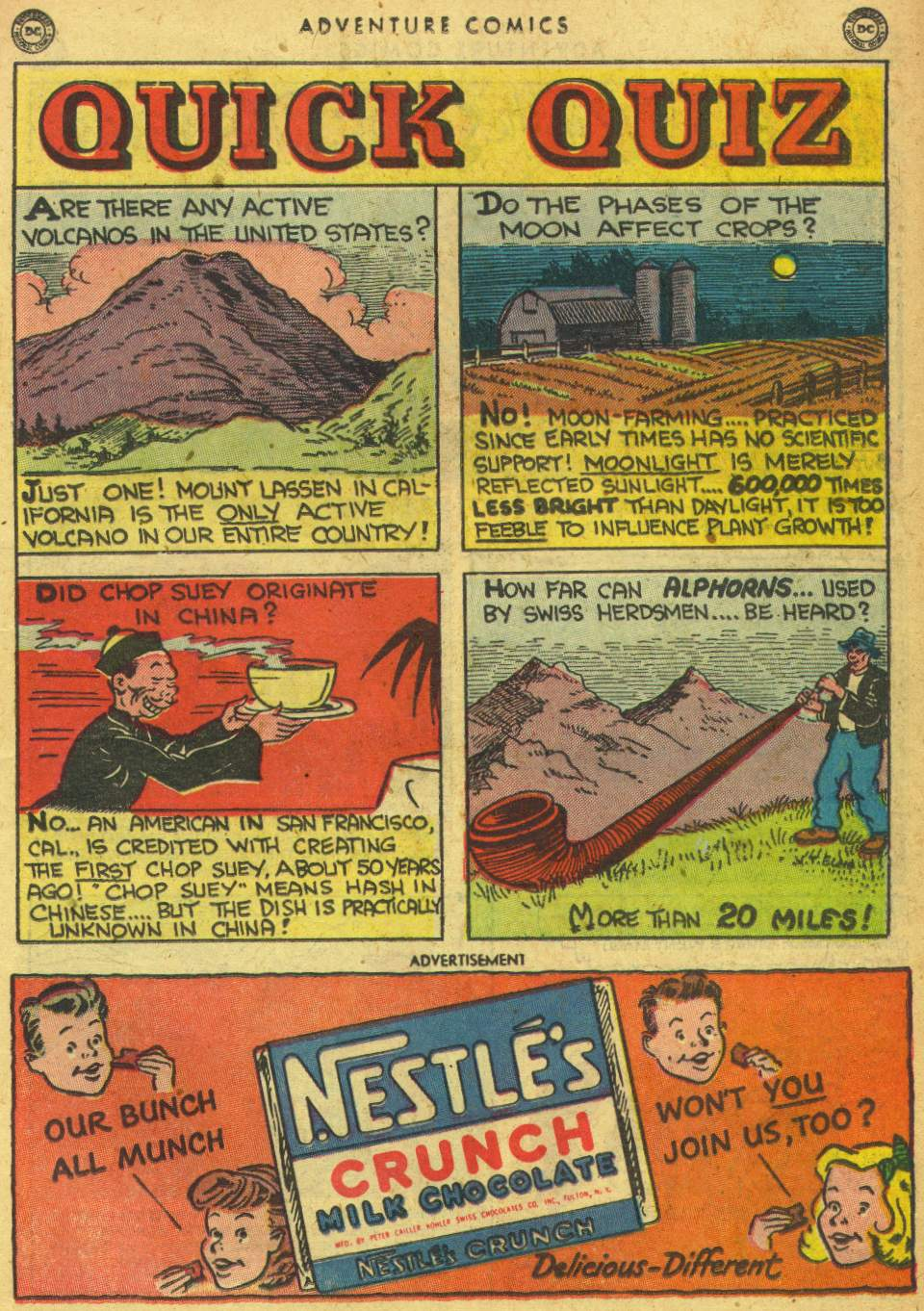Read online Adventure Comics (1938) comic -  Issue #162 - 33