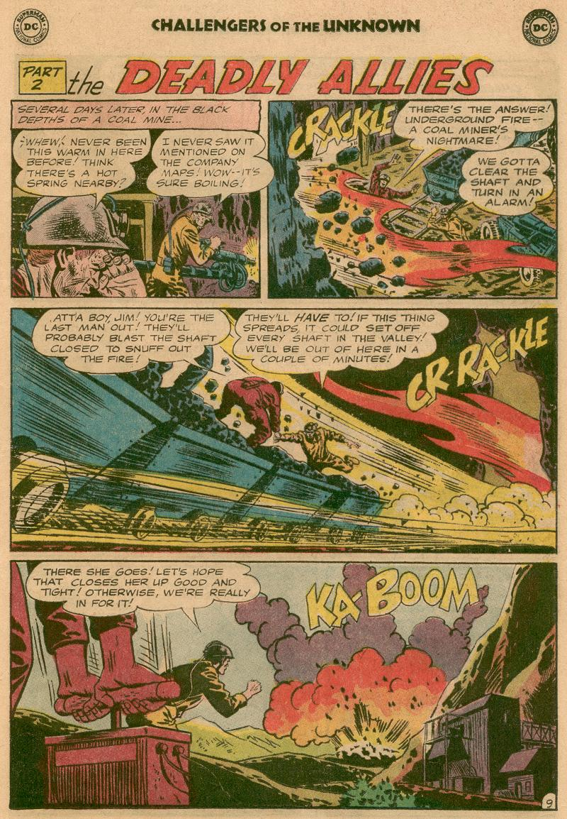 Challengers of the Unknown (1958) issue 45 - Page 12