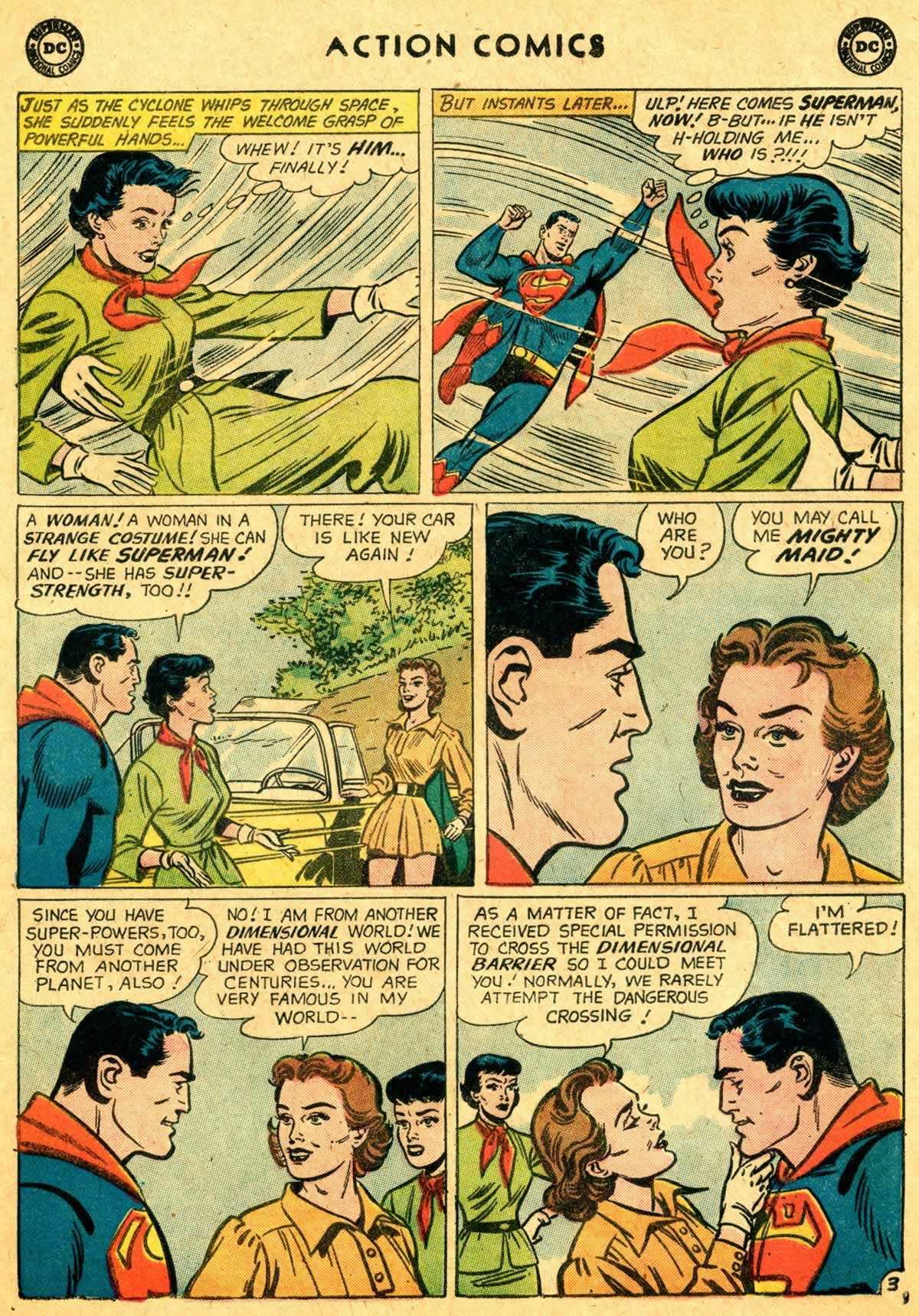 Action Comics (1938) 260 Page 3